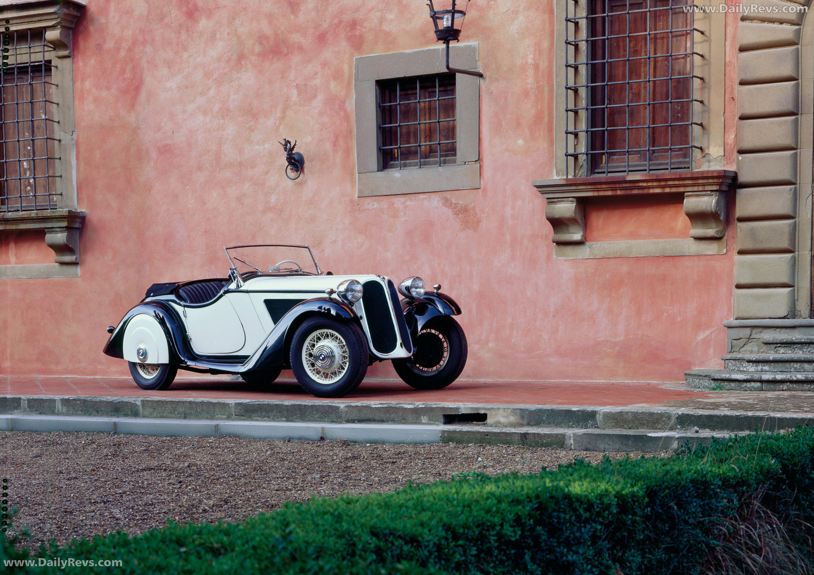 1935 BMW 315-1 Roadster - Dailyrevs
