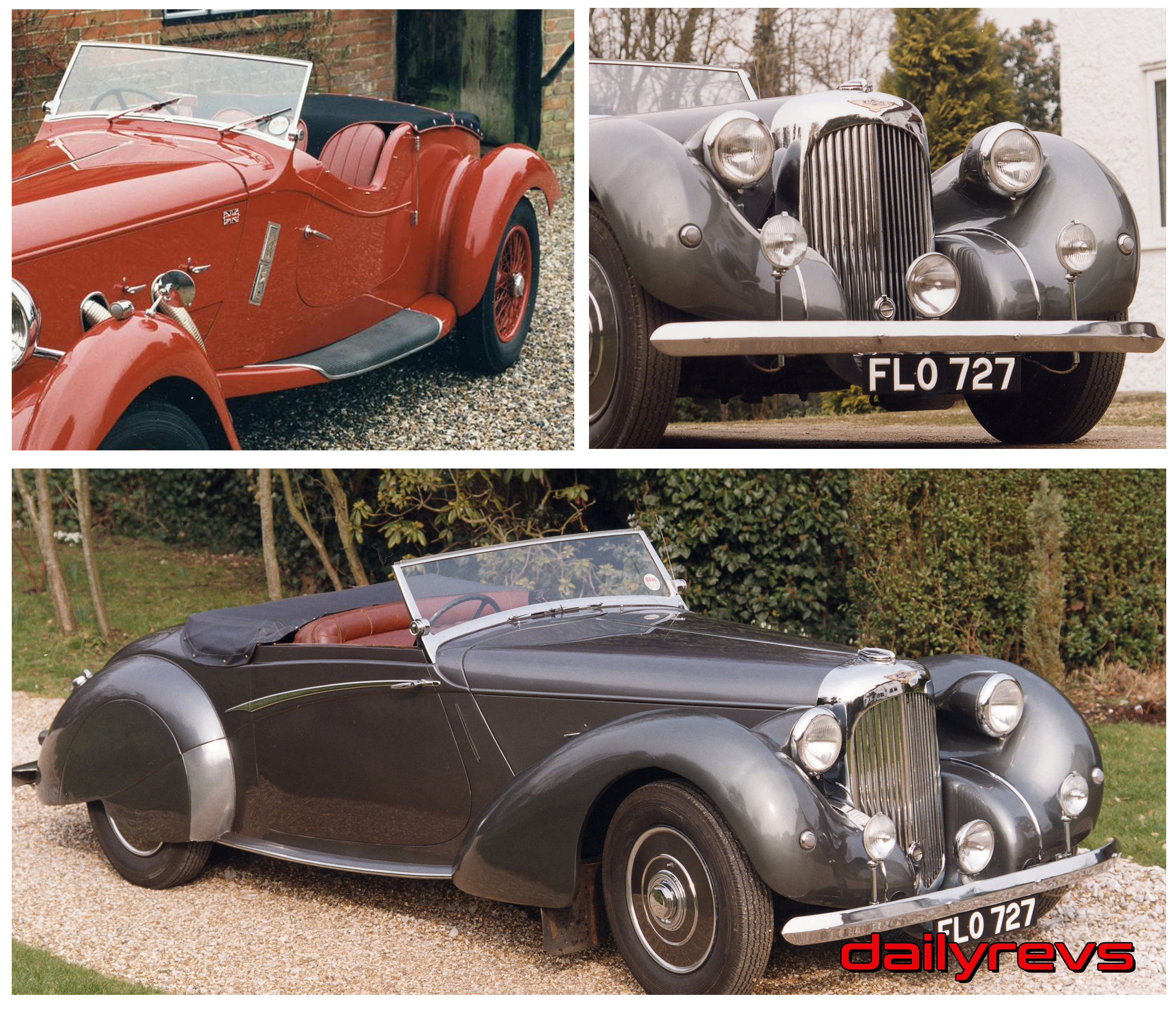 1939 Aston Martin Lagonda V12 Rapide Dailyrevs