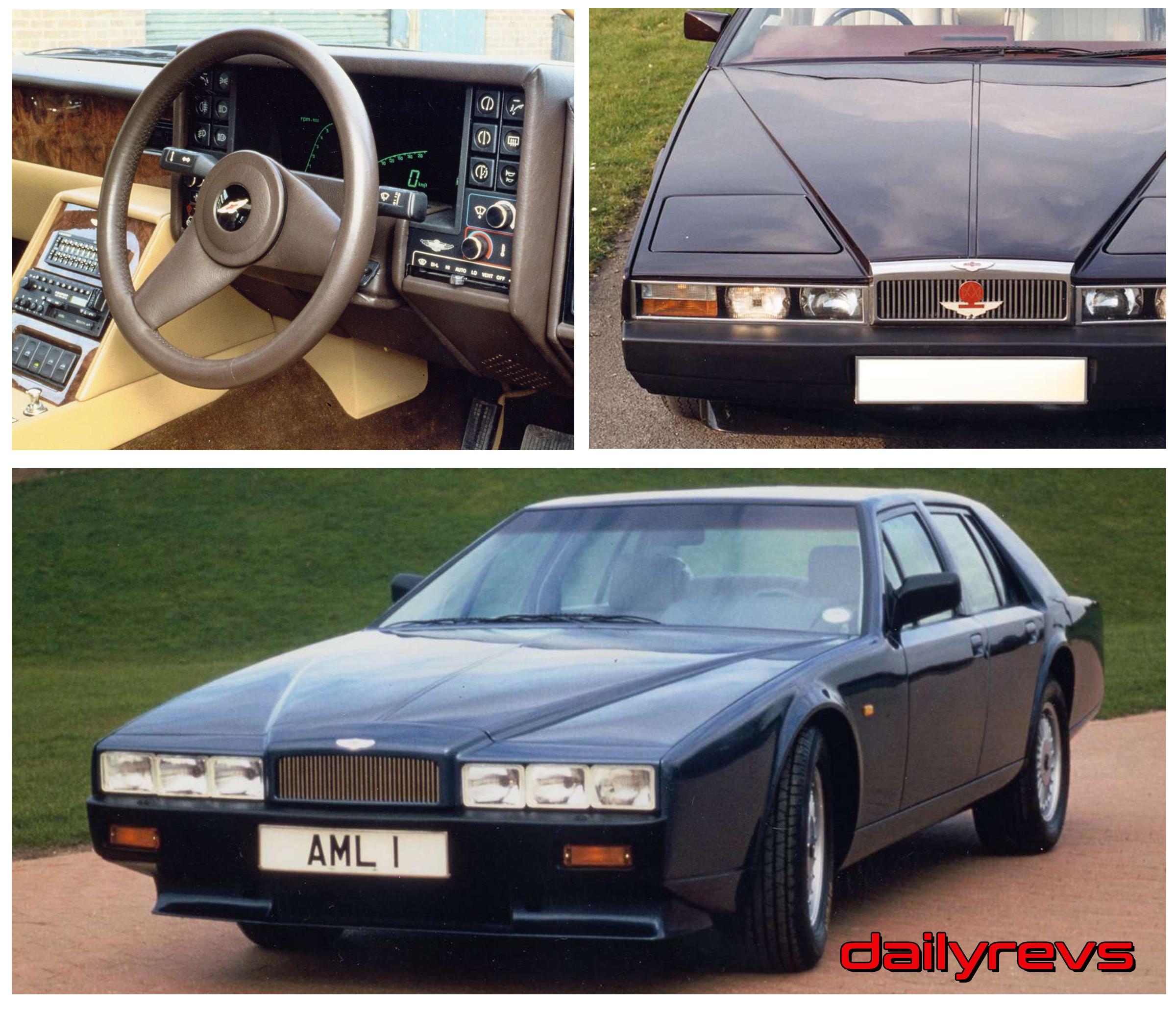 1976 Aston Martin Lagonda Dailyrevs