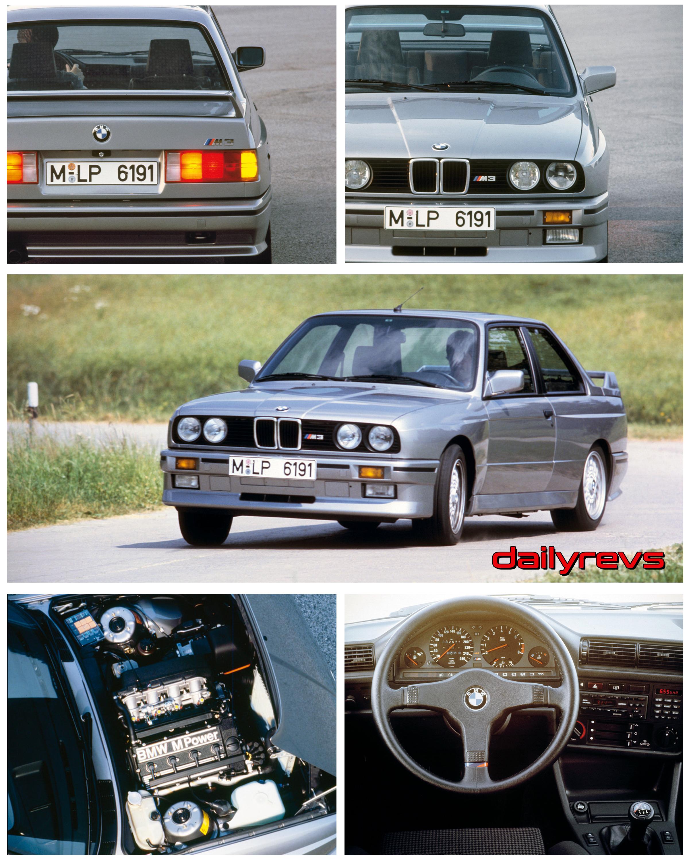 1987 Bmw M3 Dailyrevs
