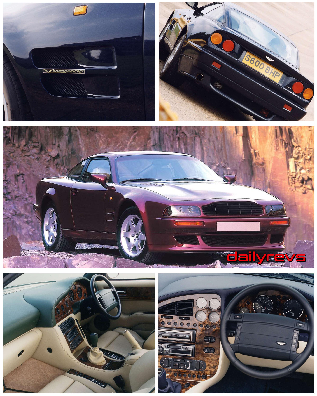 1992 Aston Martin V8 Vantage Dailyrevs