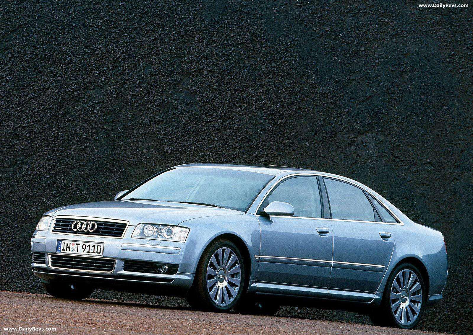 2004 Audi A8 4.2 quattro - HD Pictures, Videos, Specs & Informations - Dailyrevs