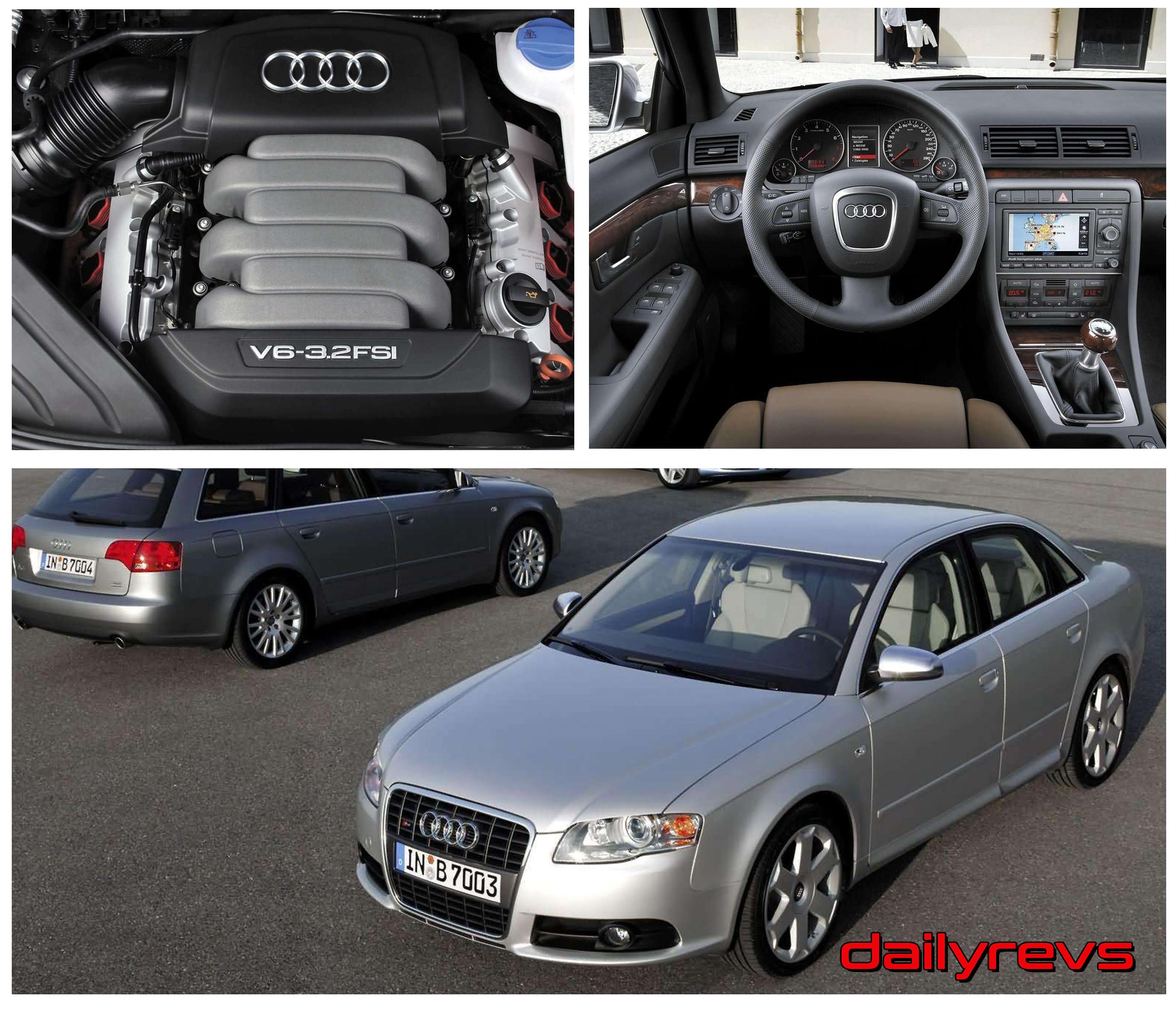 Kelebihan Audi A4 3.2 Perbandingan Harga