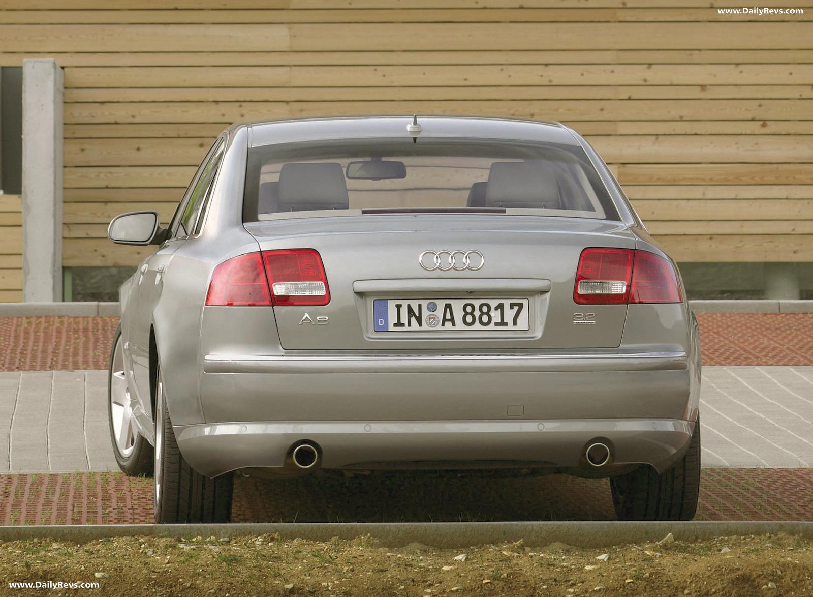 Kelebihan Kekurangan Audi A8 2005 Murah Berkualitas