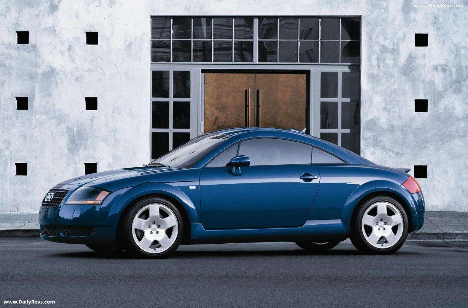 Kelebihan Audi Tt 2005 Murah Berkualitas