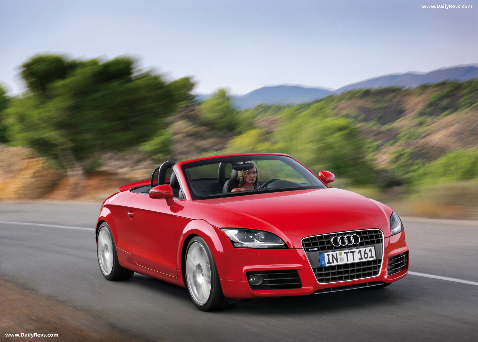 2007 Audi TT Roadster 2.0 TFSI - HD Pictures, Videos ...