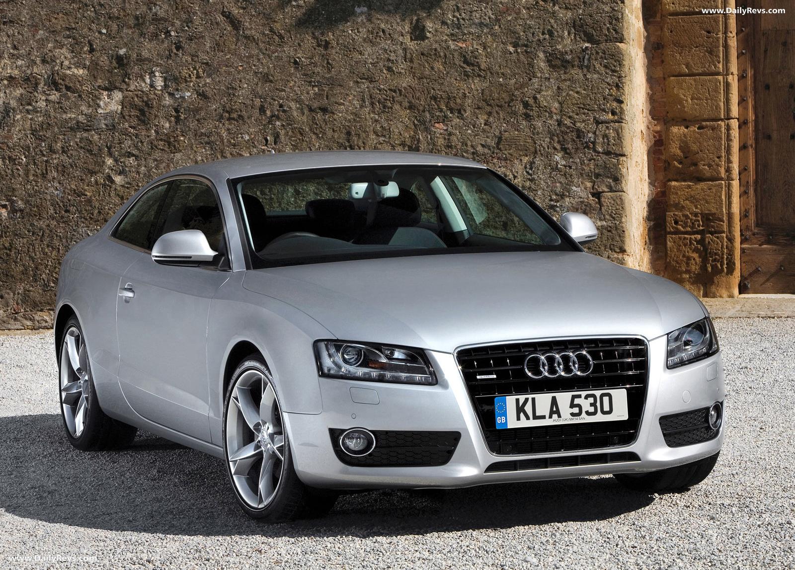2008 Audi A5 3.0 TDI quattro - HD Pictures, Videos, Specs ...