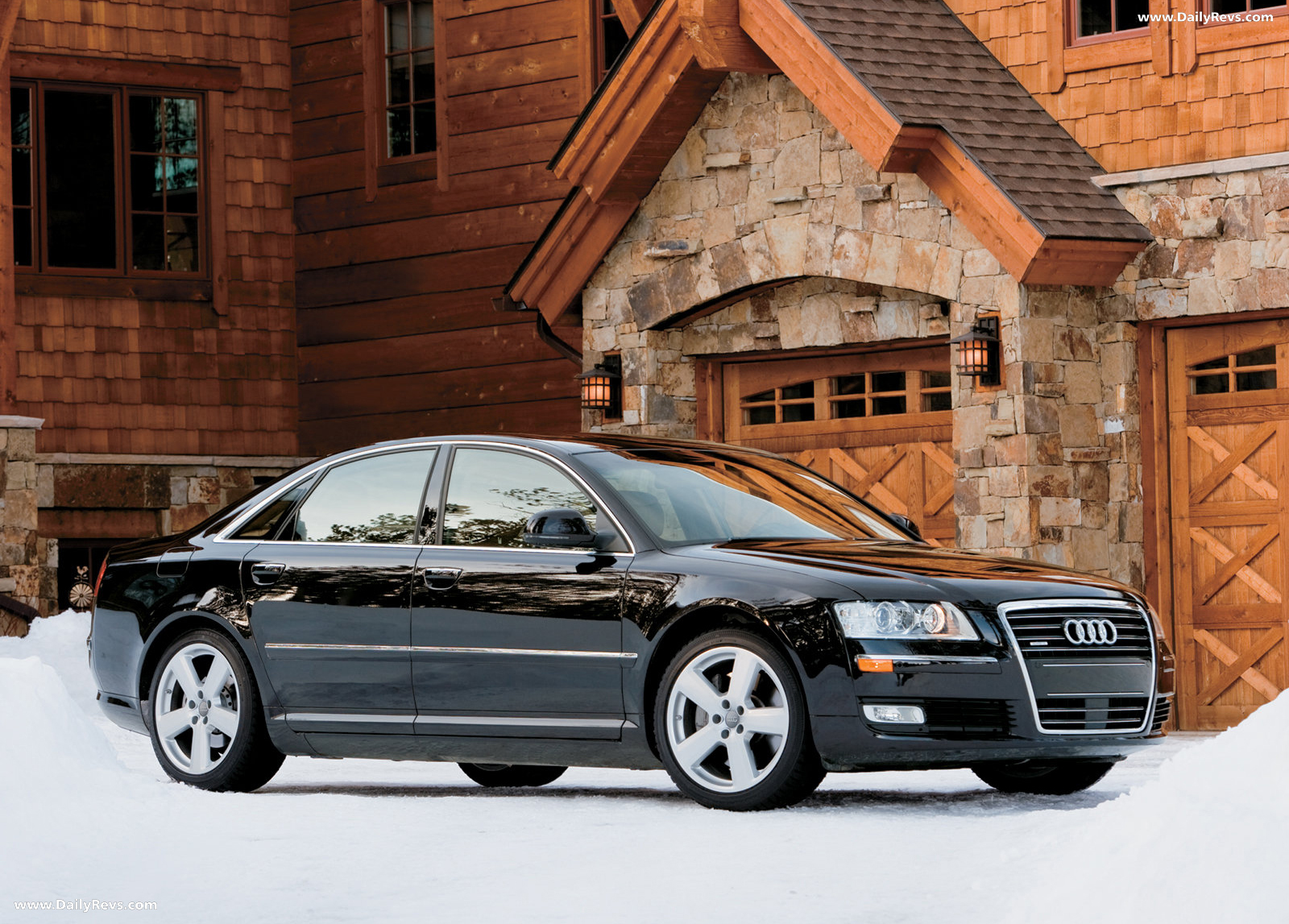 2008 Audi A8 - HD Pictures, Videos, Specs & Informations ...