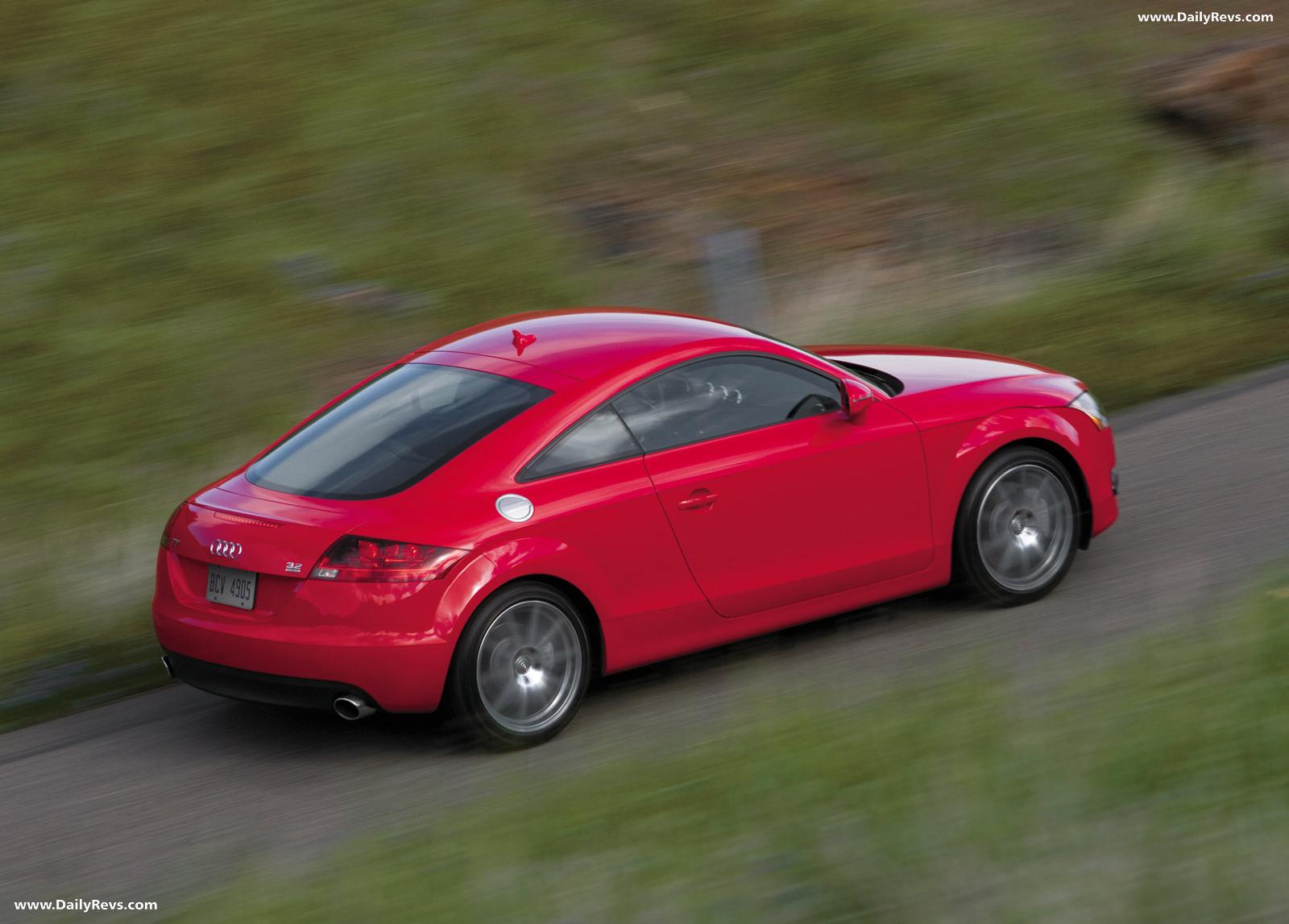 2008 Audi TT Coupe - HD Pictures, Videos, Specs ...