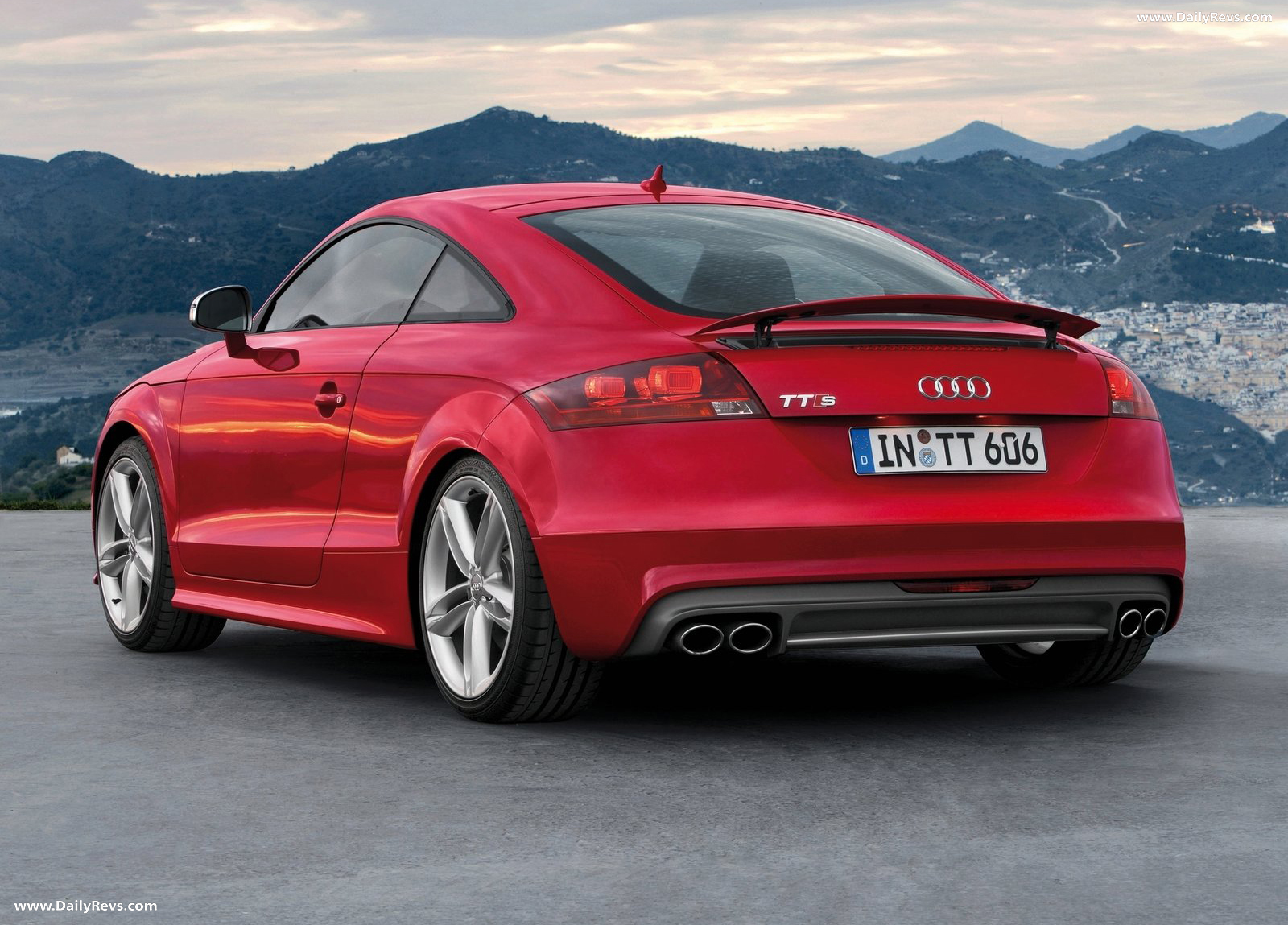 2009 Audi TTS Coupe - HD Pictures, Videos, Specs ...