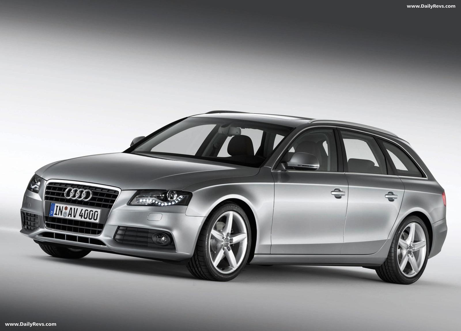 2009 Audi A4 Avant - HD Pictures, Videos, Specs ...