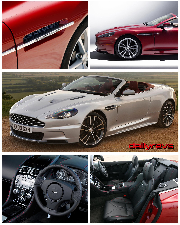 2010 Aston Martin Dbs Volante Dailyrevs