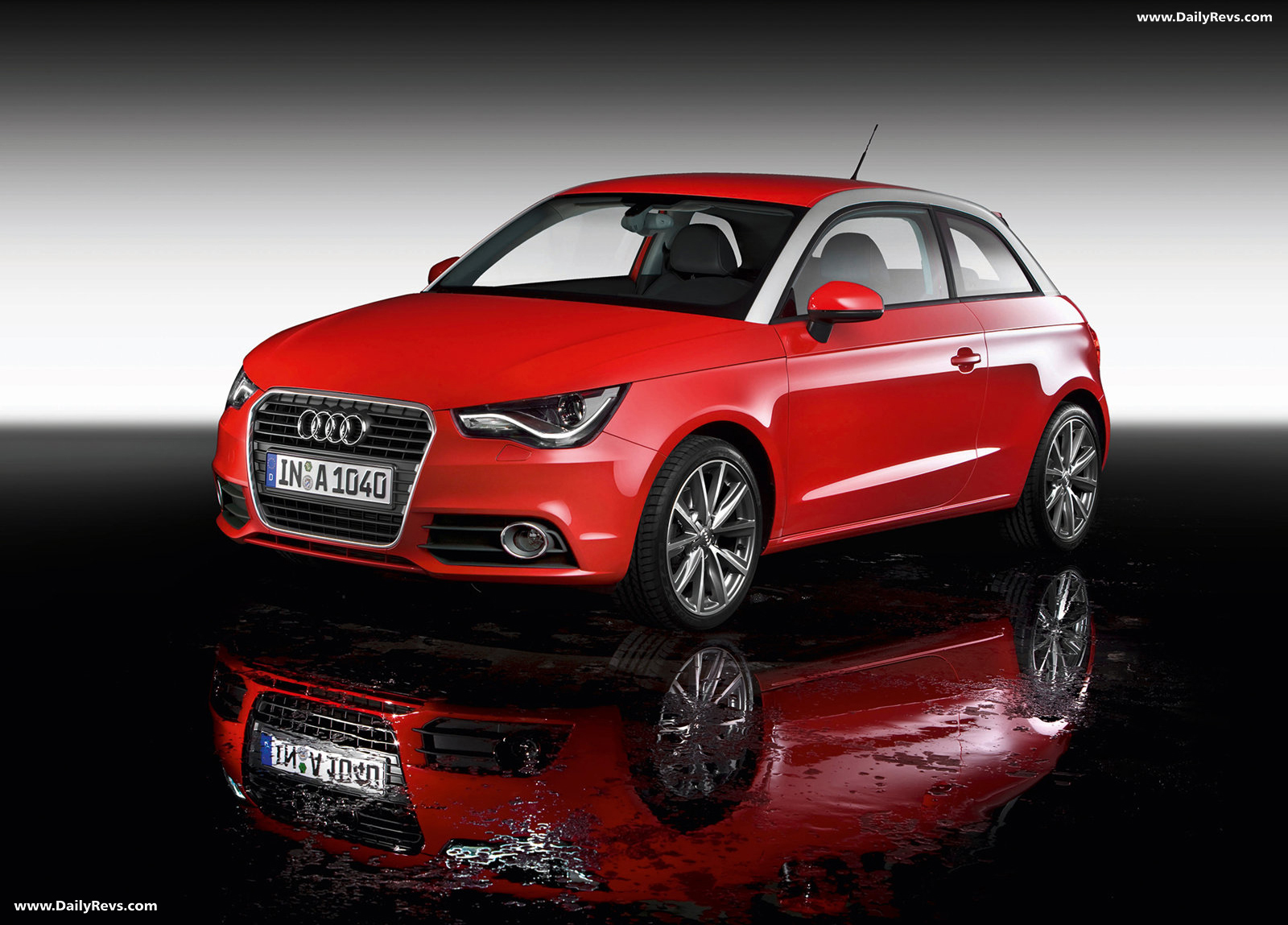 2011 Audi A1 - HD Pictures, Videos, Specs & Informations - Dailyrevs