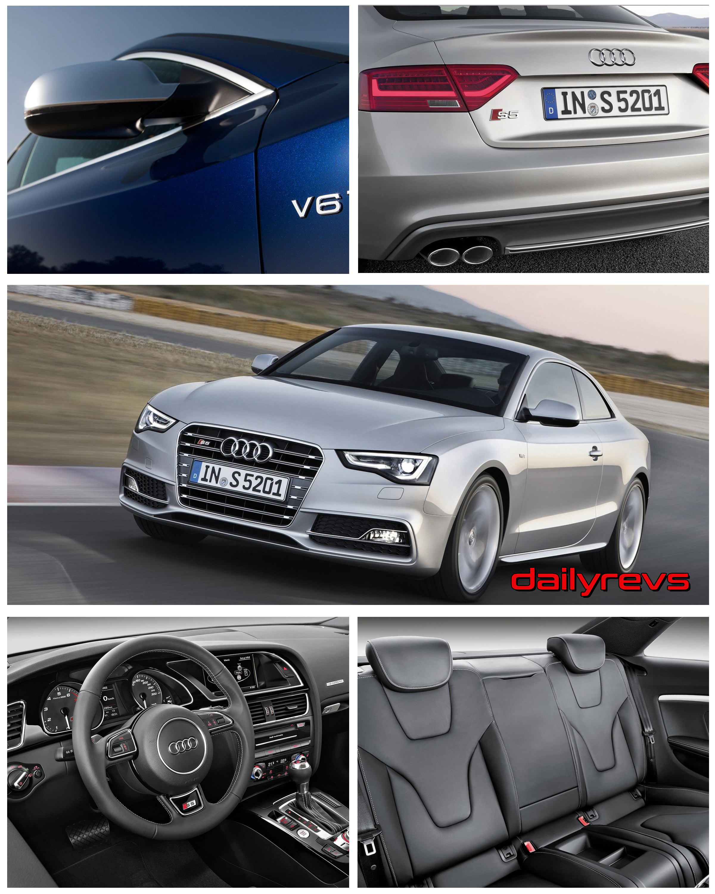 2012 Audi S5 Hd Pictures Videos Specs Informations Dailyrevs