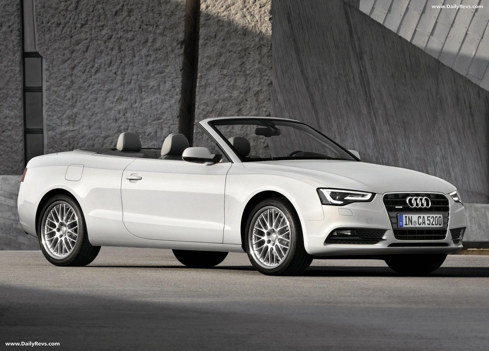2012 Audi A5 Cabriolet - HD Pictures, Videos, Specs ...
