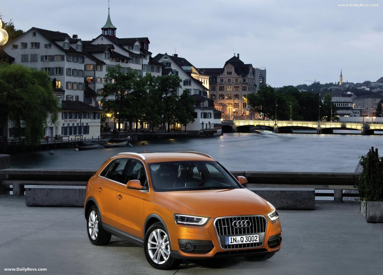2012 Audi Q3 - HD Pictures, Videos, Specs & Informations ...