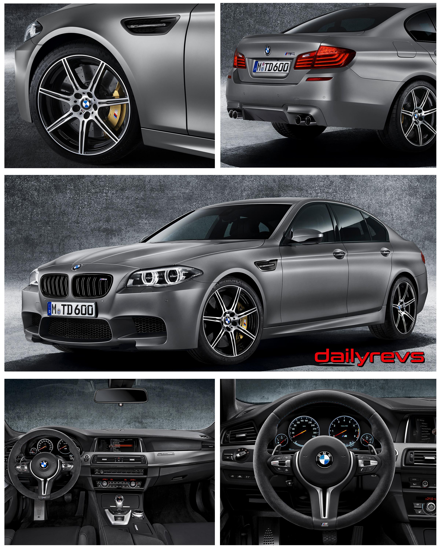 2014 BMW M5 30 Jahre M5