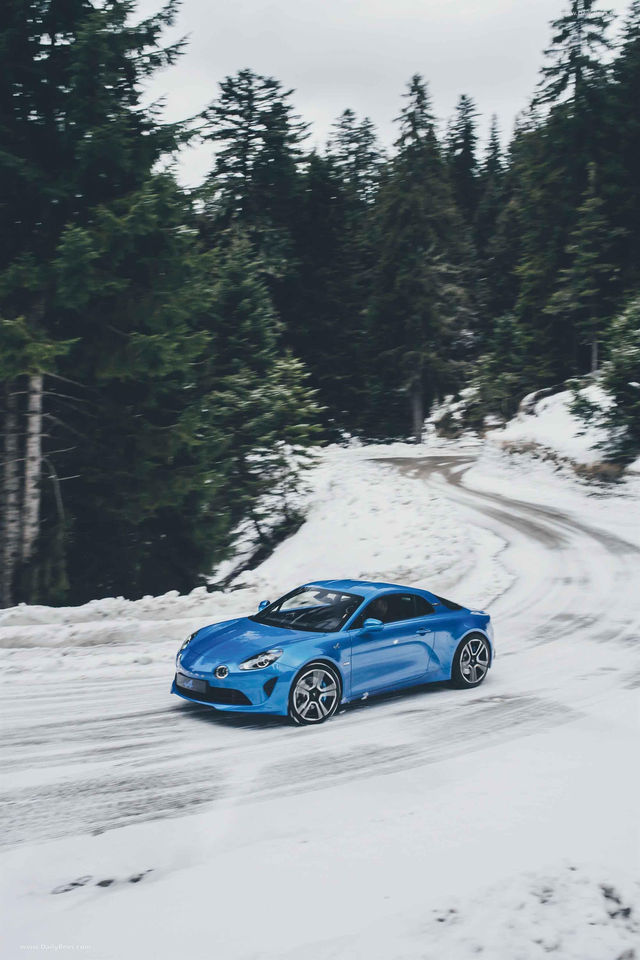 2018 Alpine A110 full