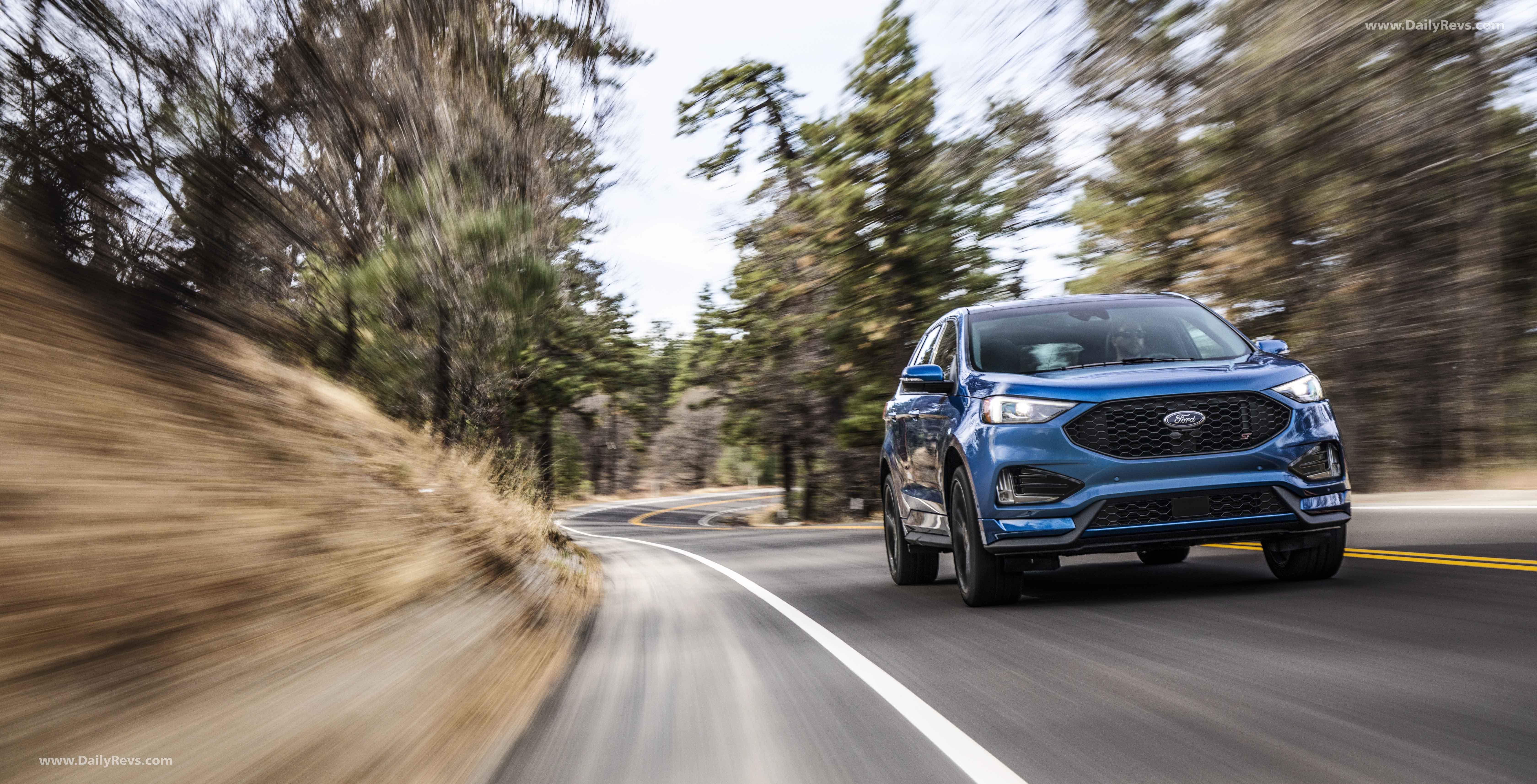 2019 Ford Edge ST full