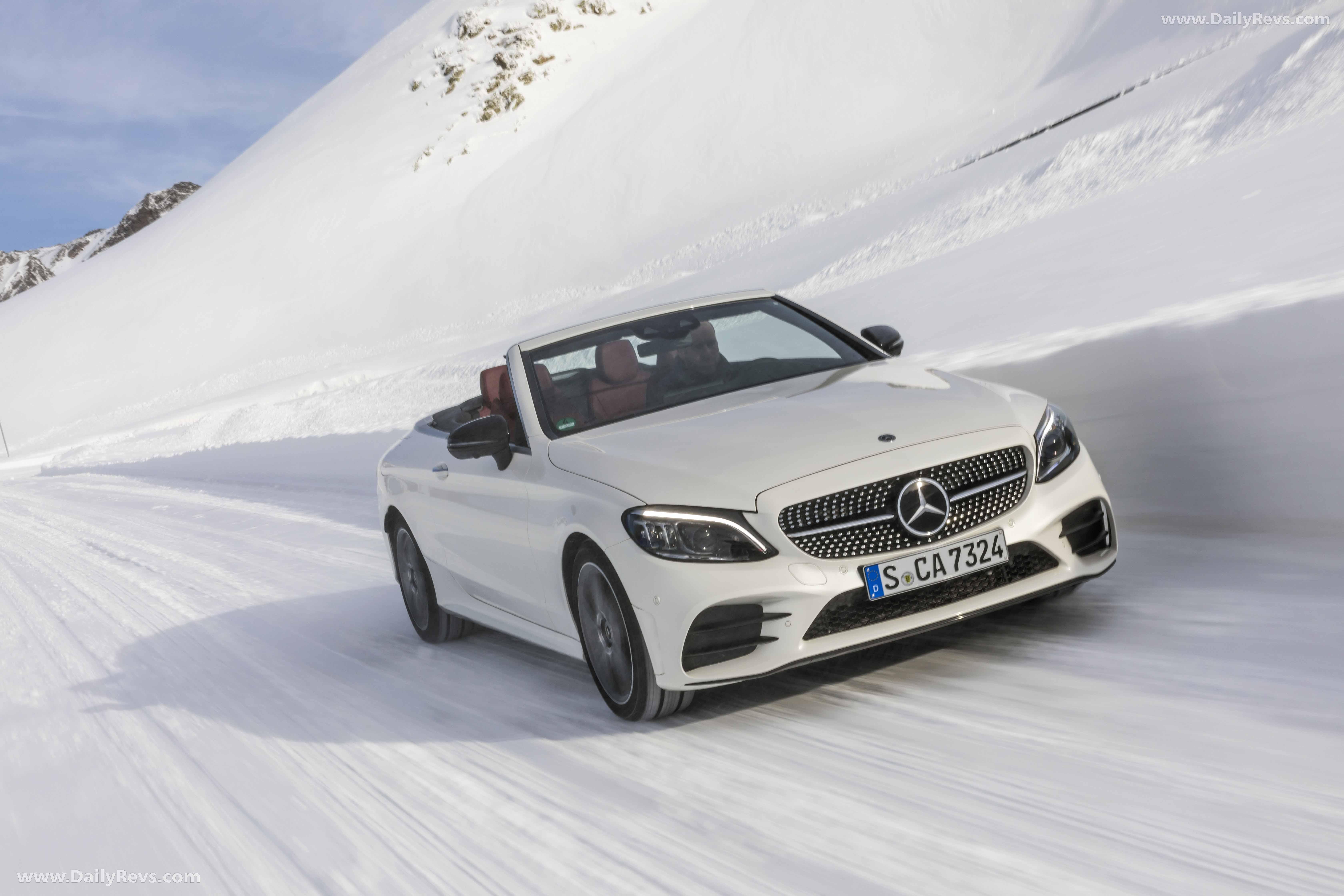 2019 Mercedes-Benz C-Class Cabriolet - HD Pictures, Videos ...