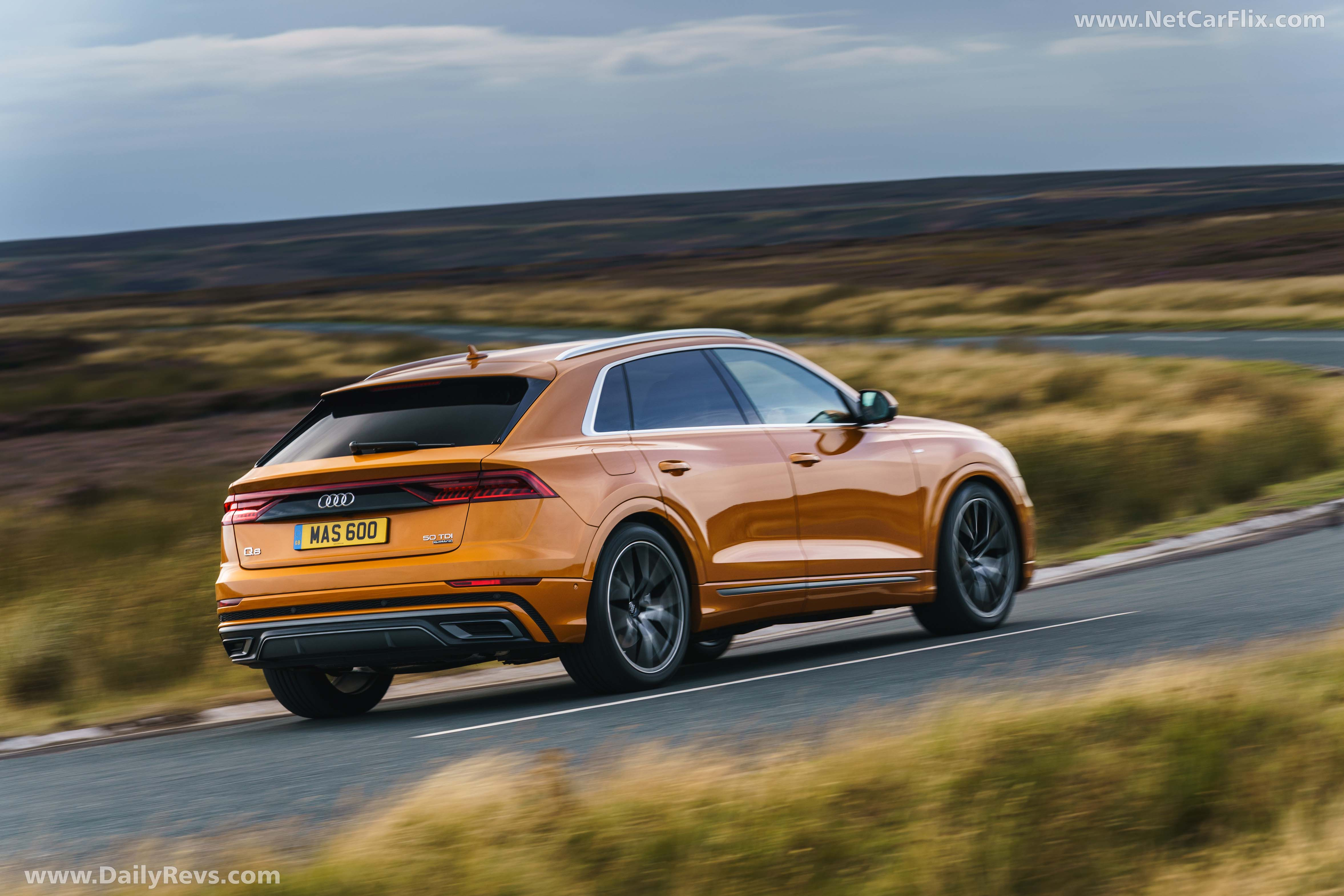 2019 Audi Q8 UK - HD images, Specs, information and ...