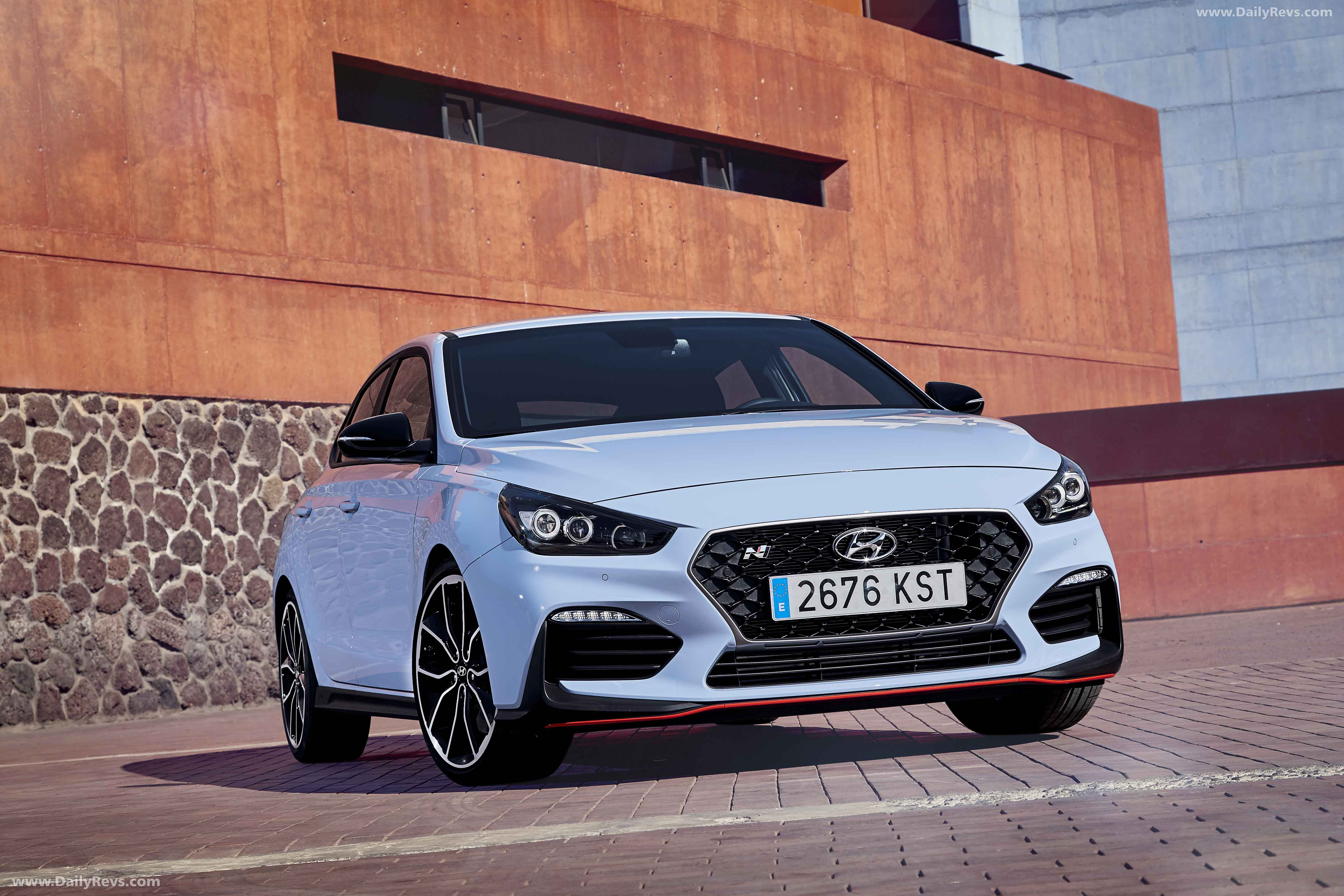2019 Hyundai i30 Fastback N - HQ Pictures, Specs ...