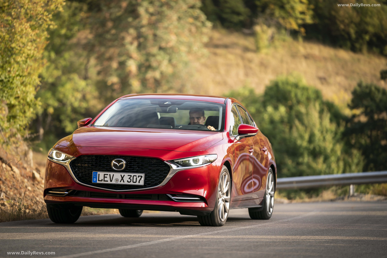 2019 Mazda 3 Sedan - HD Pictures, Videos, Specs ...
