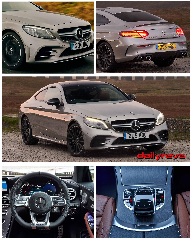 2019 Mercedes-Benz C43 AMG Coupe [UK]