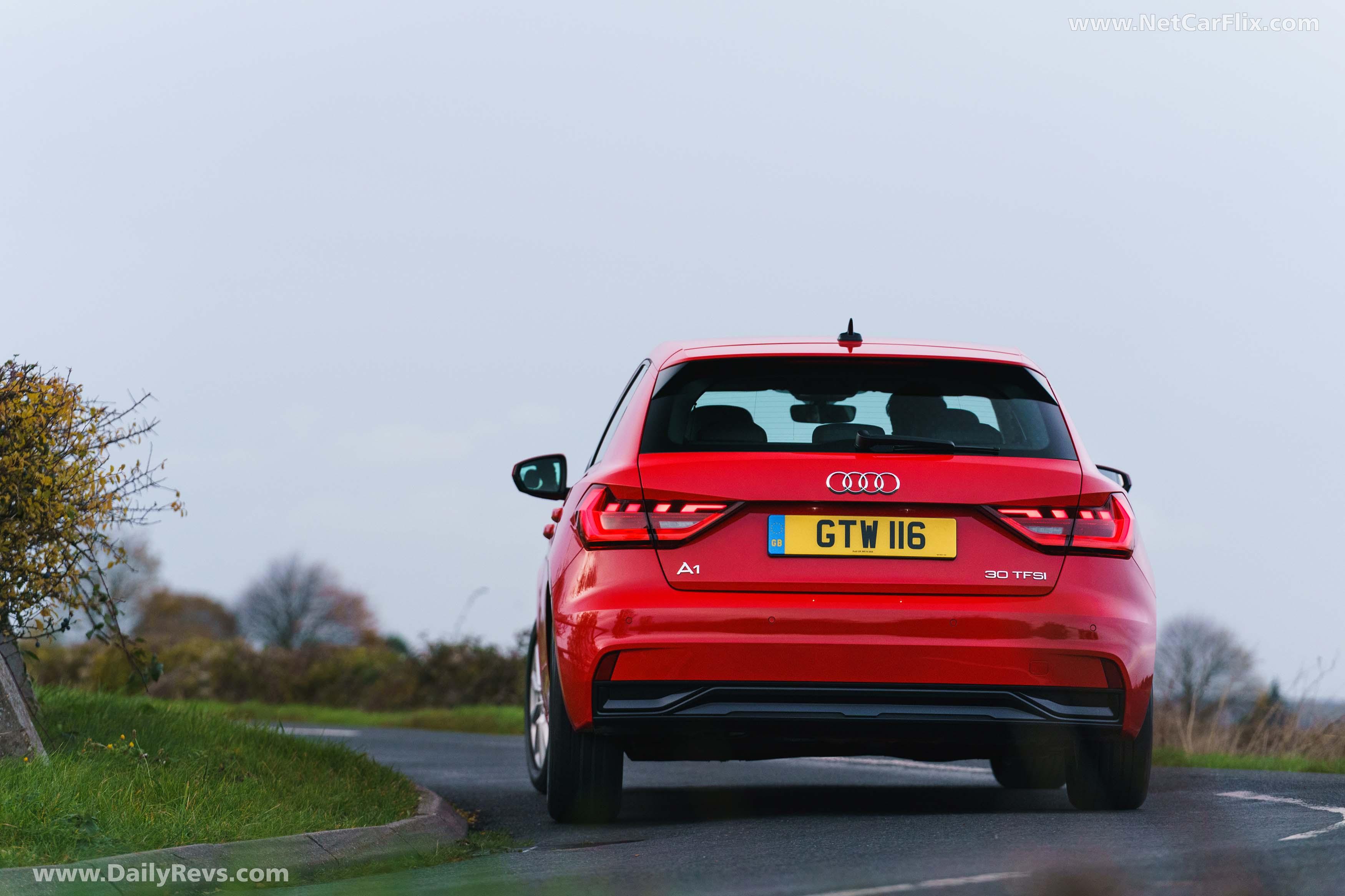2019 Audi A1 Sportback UK - HQ Pictures, Specs ...