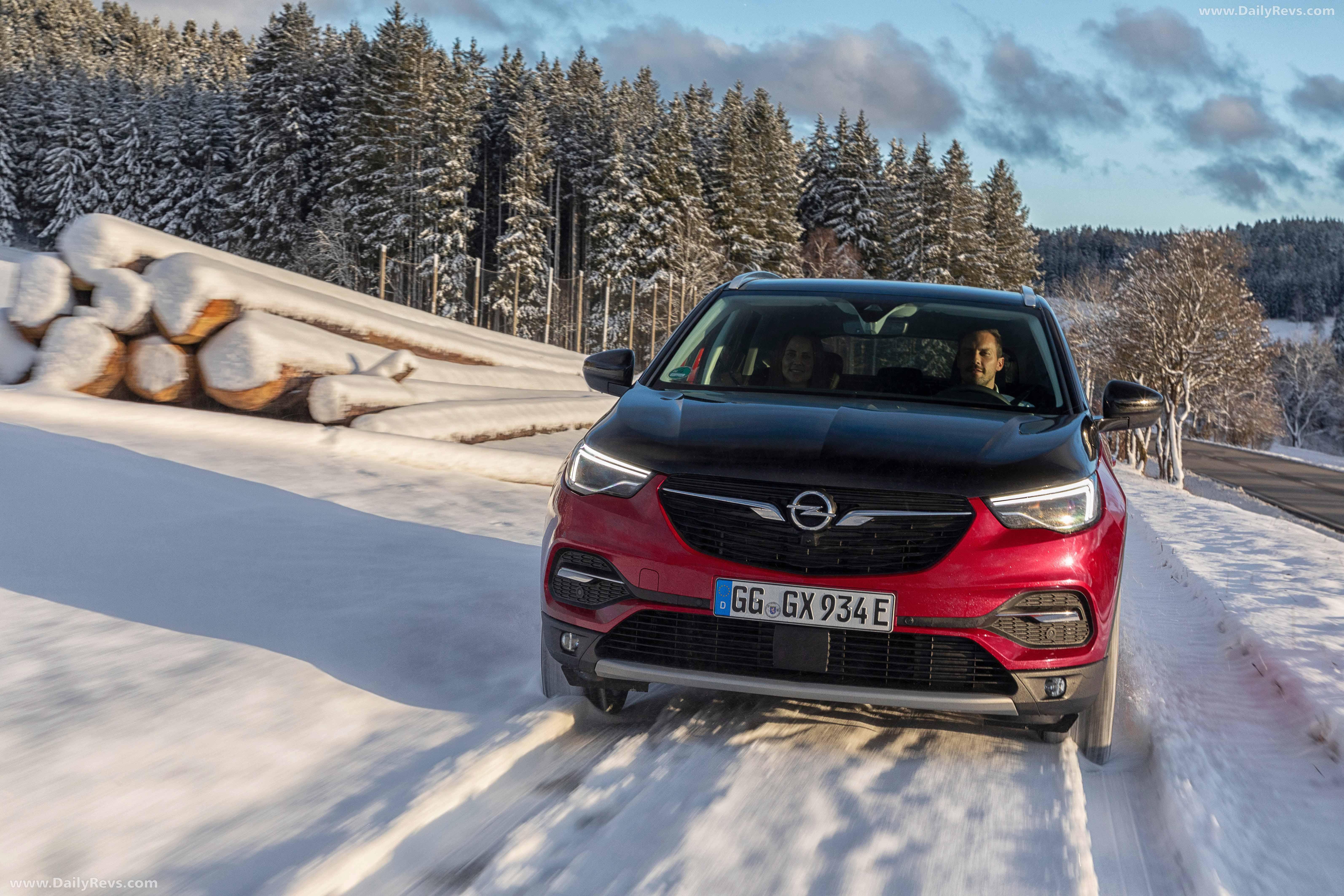 2019 Opel Grandland X Hybrid4 full