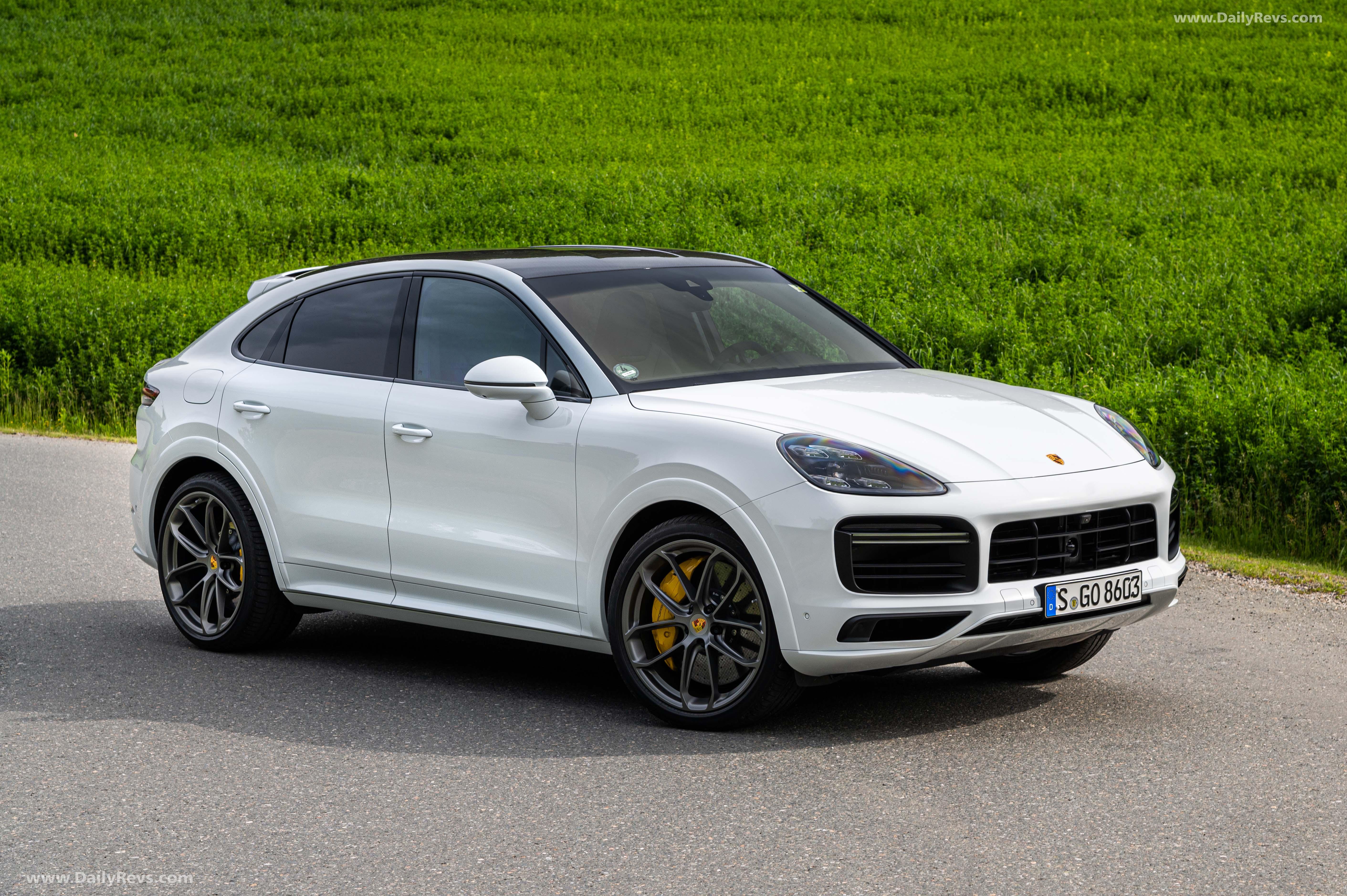 2020 Porsche Cayenne Turbo Coupe - HQ Pictures, Specs ...