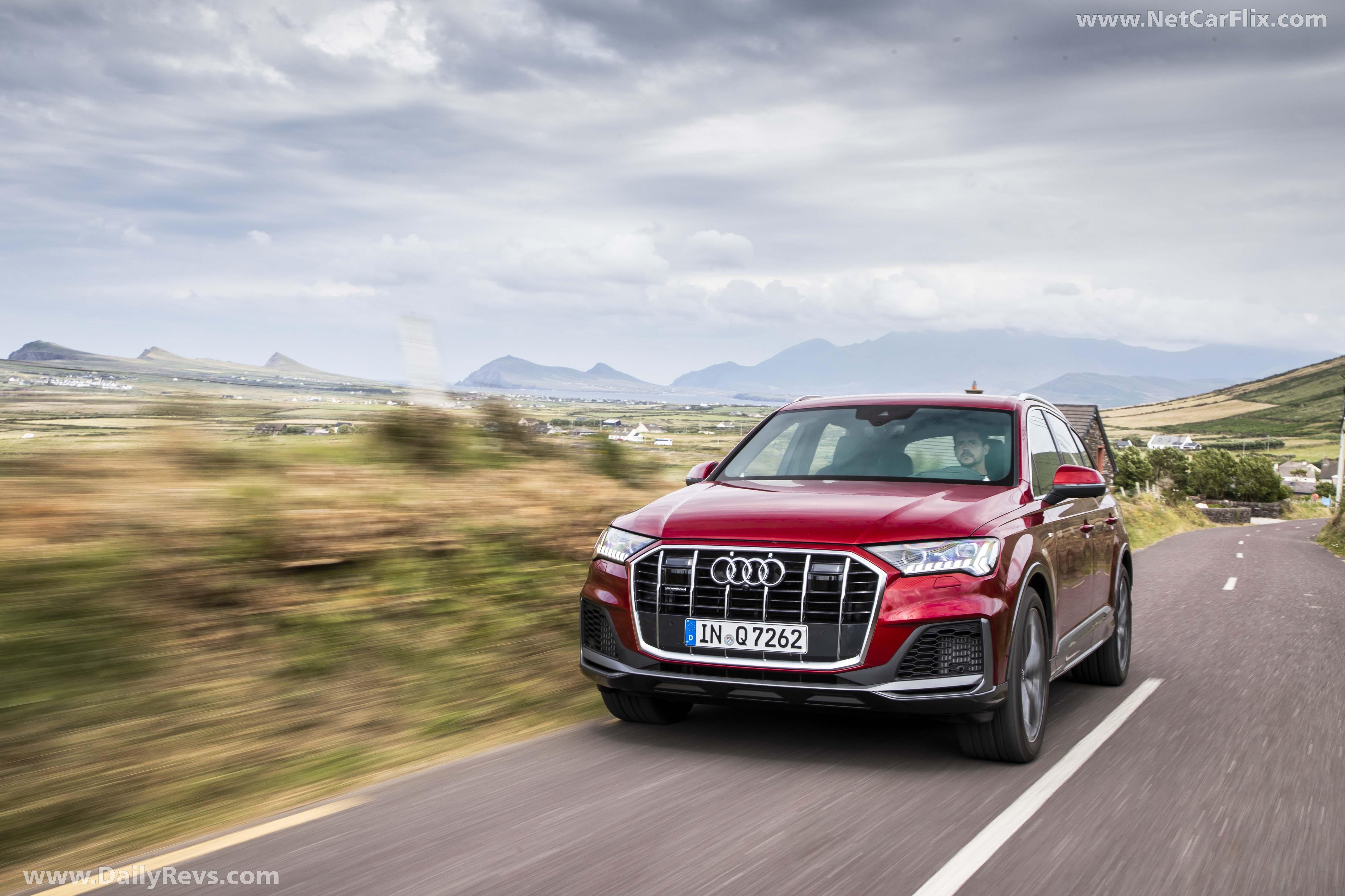 2020 Audi Q7 full
