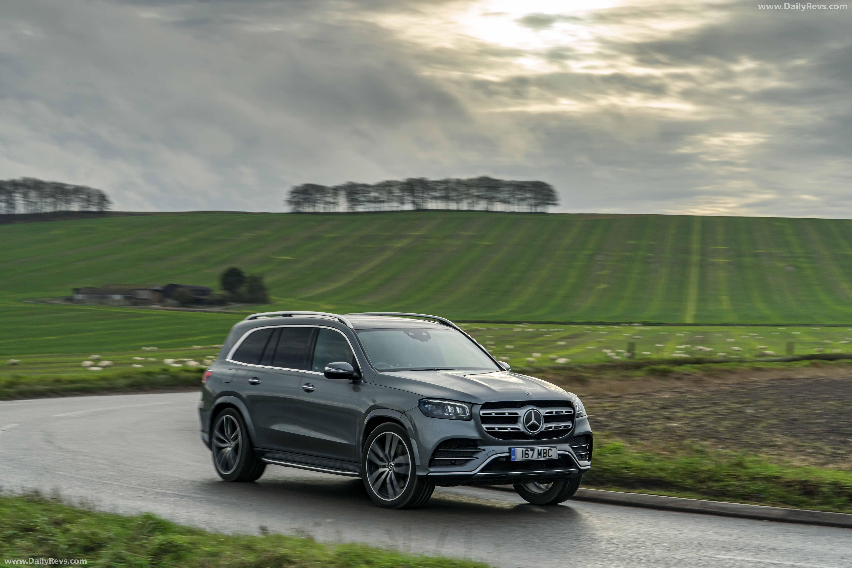 28+ Mercedes Benz Gls 2020 Hd Wallpaper PNG