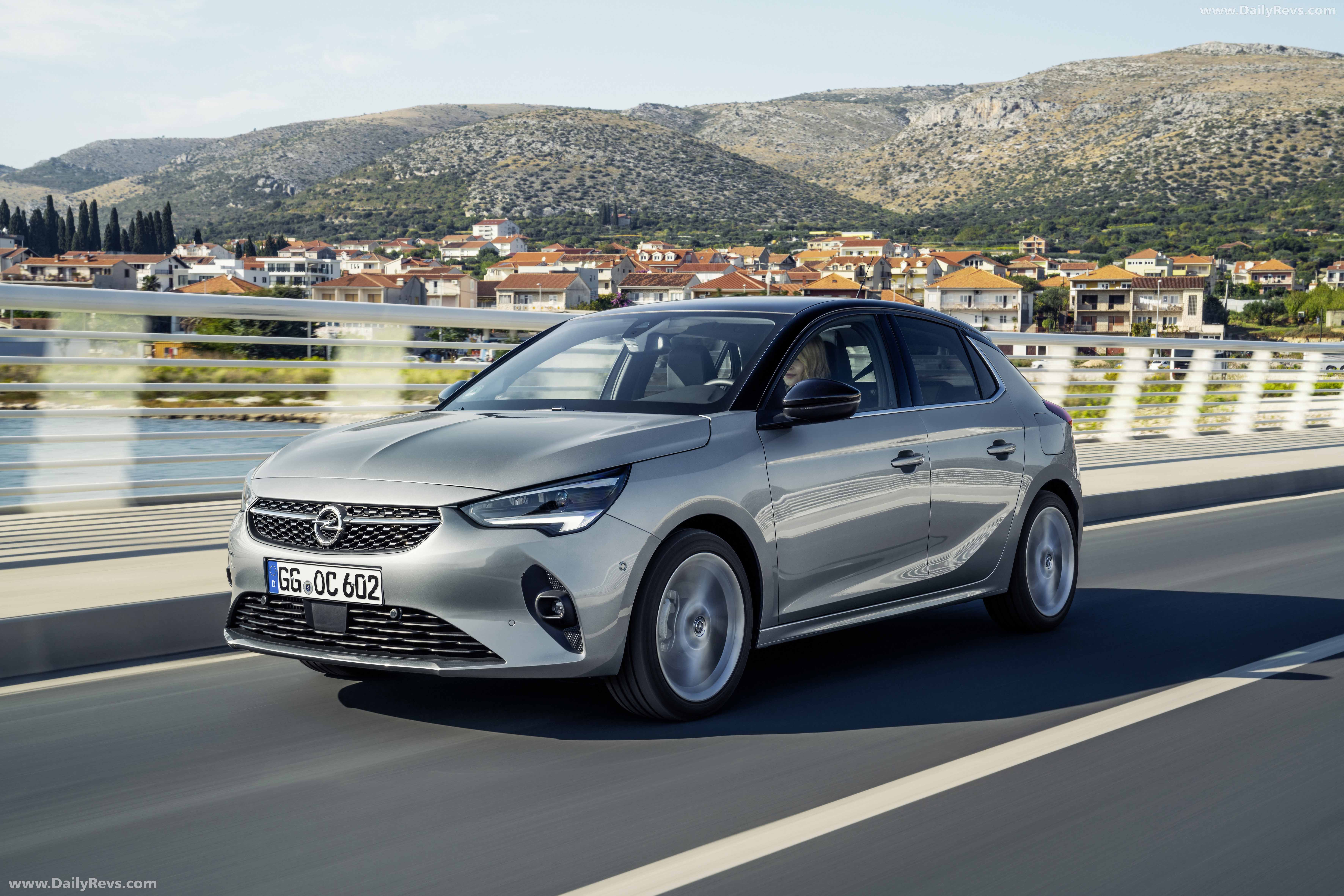2020 opel corsa  hd pictures videos specs  information