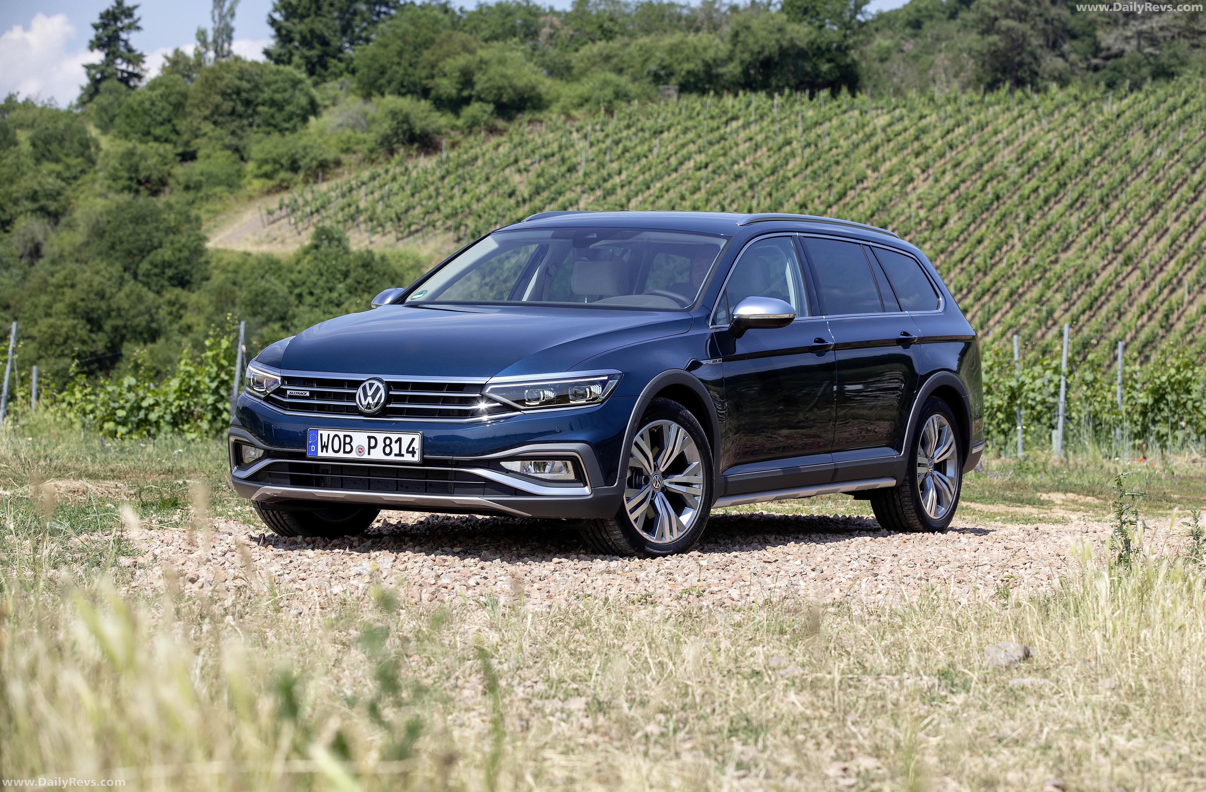 2020 Volkswagen Passat Alltrack - HD Pictures, Videos ...