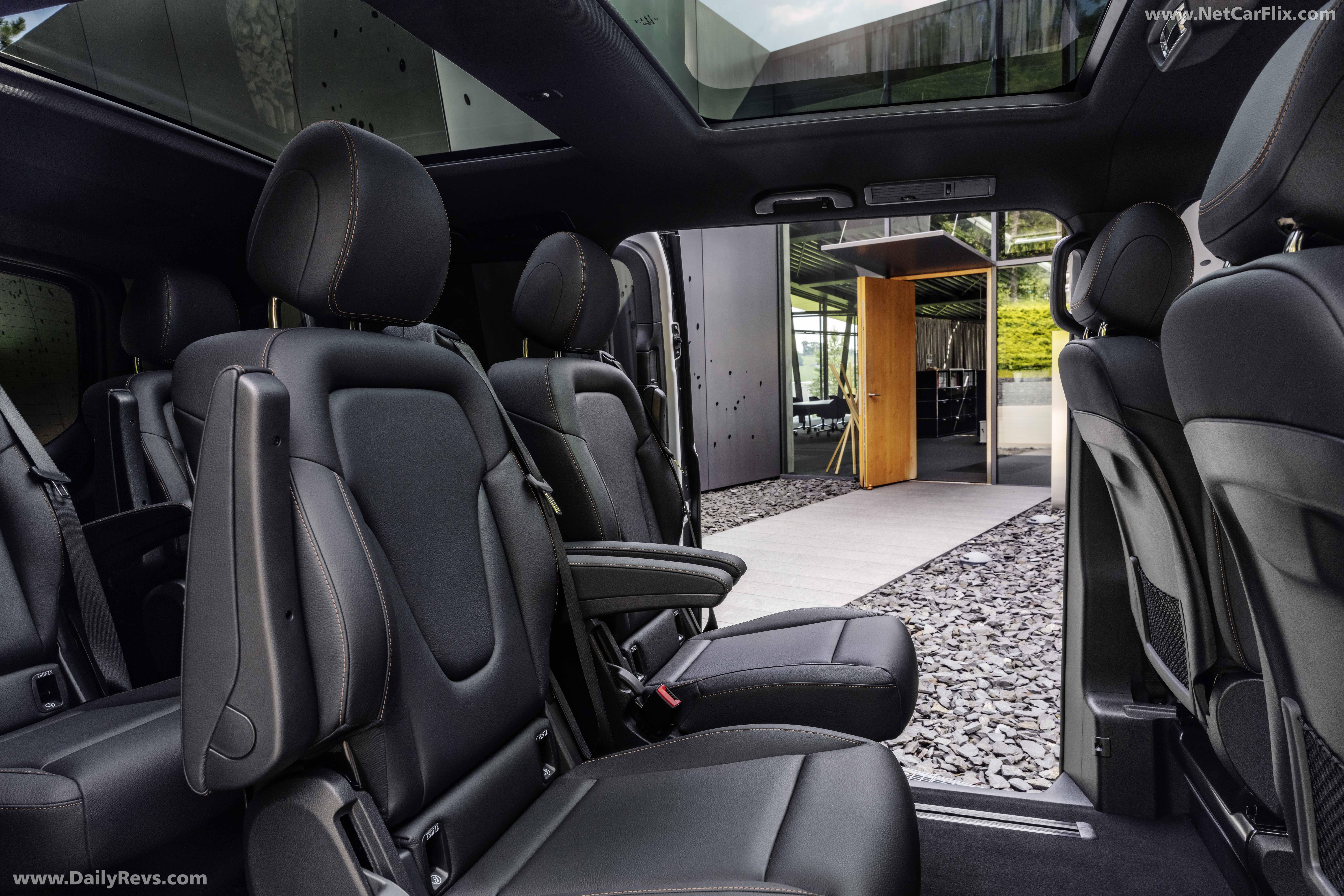 2020 Mercedes-Benz EQV full
