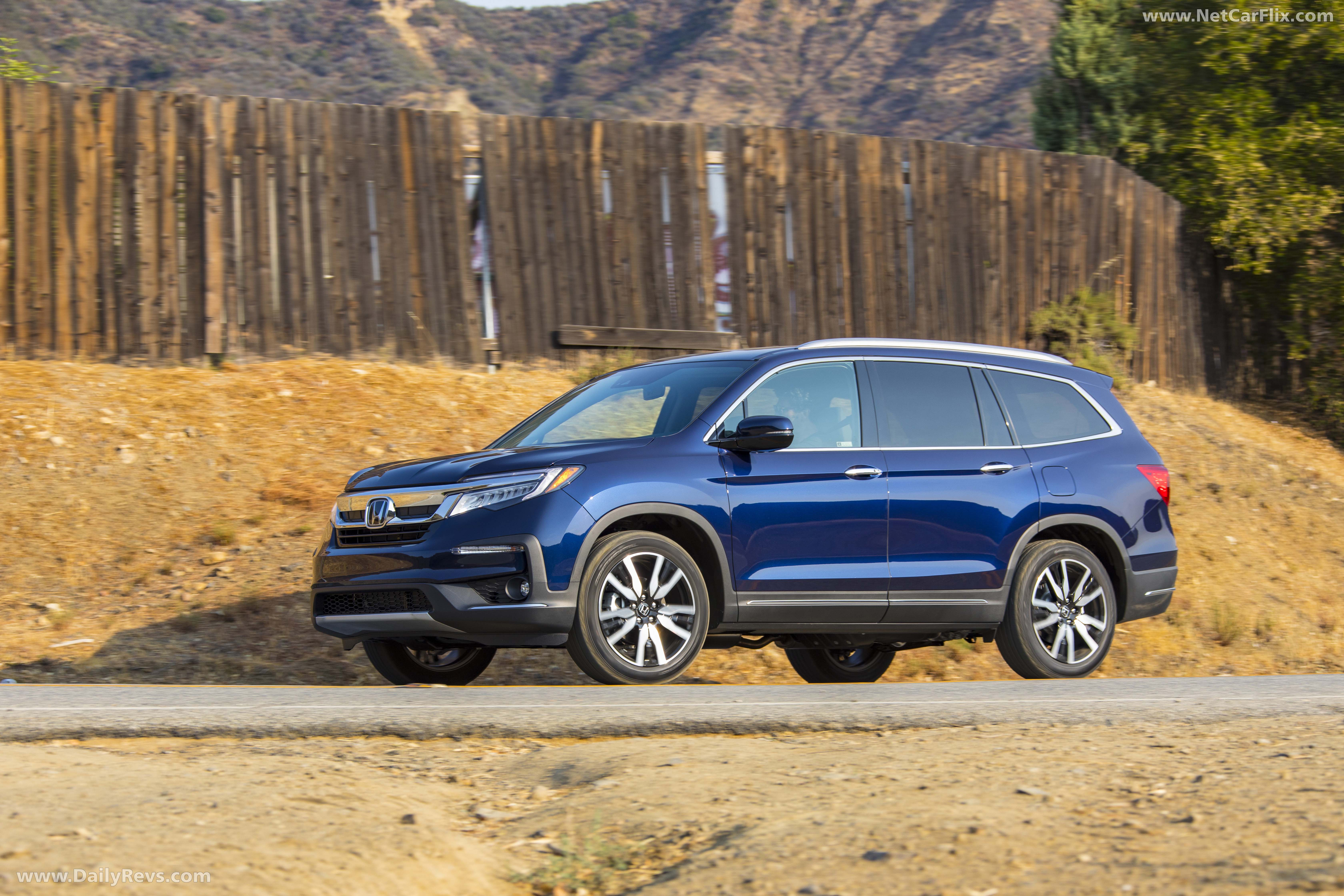 2019 Honda Pilot - HD images, Specs, information and Videos - Dailyrevs