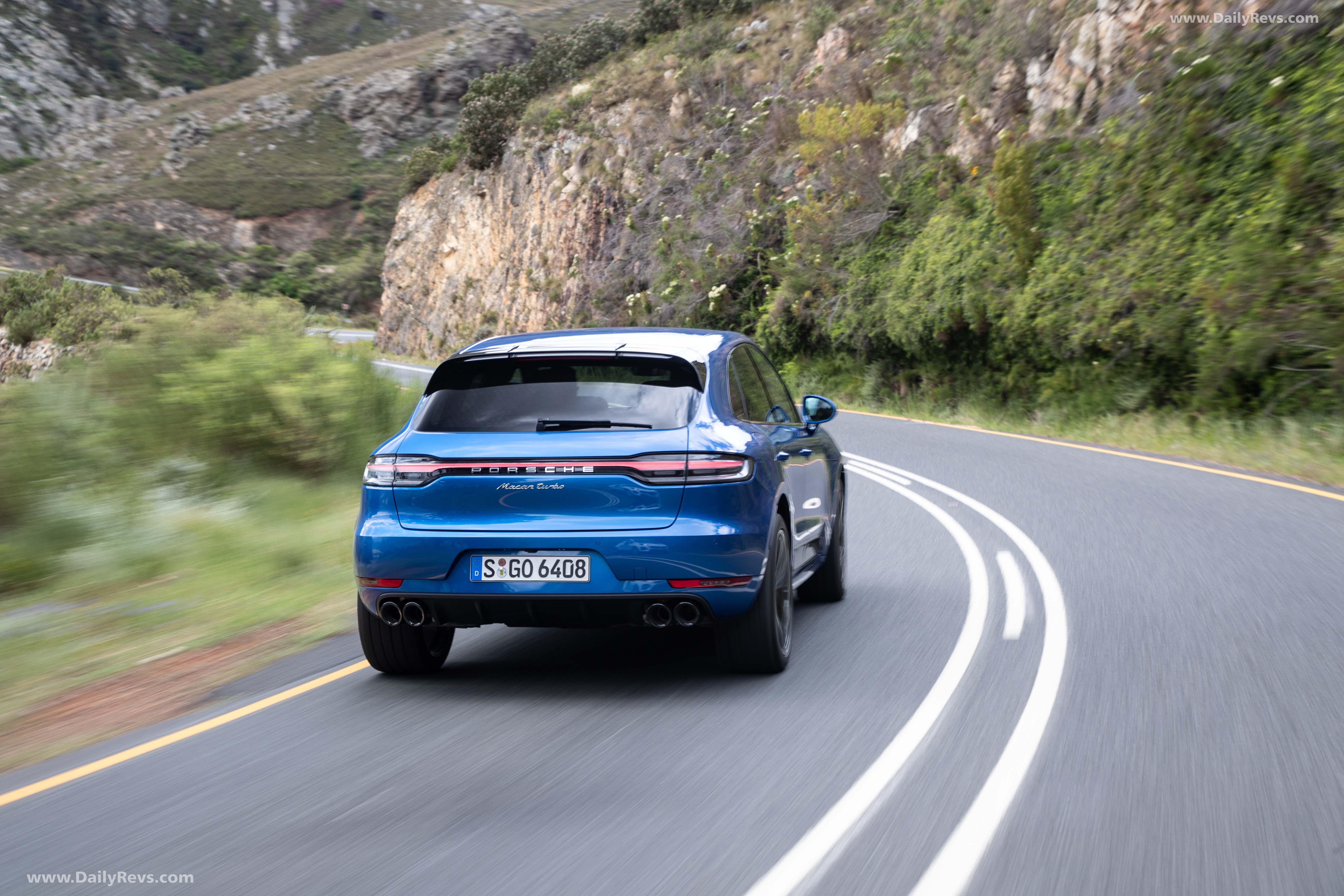 2019 Porsche Macan Turbo - HQ Pictures, Specs, Information ...