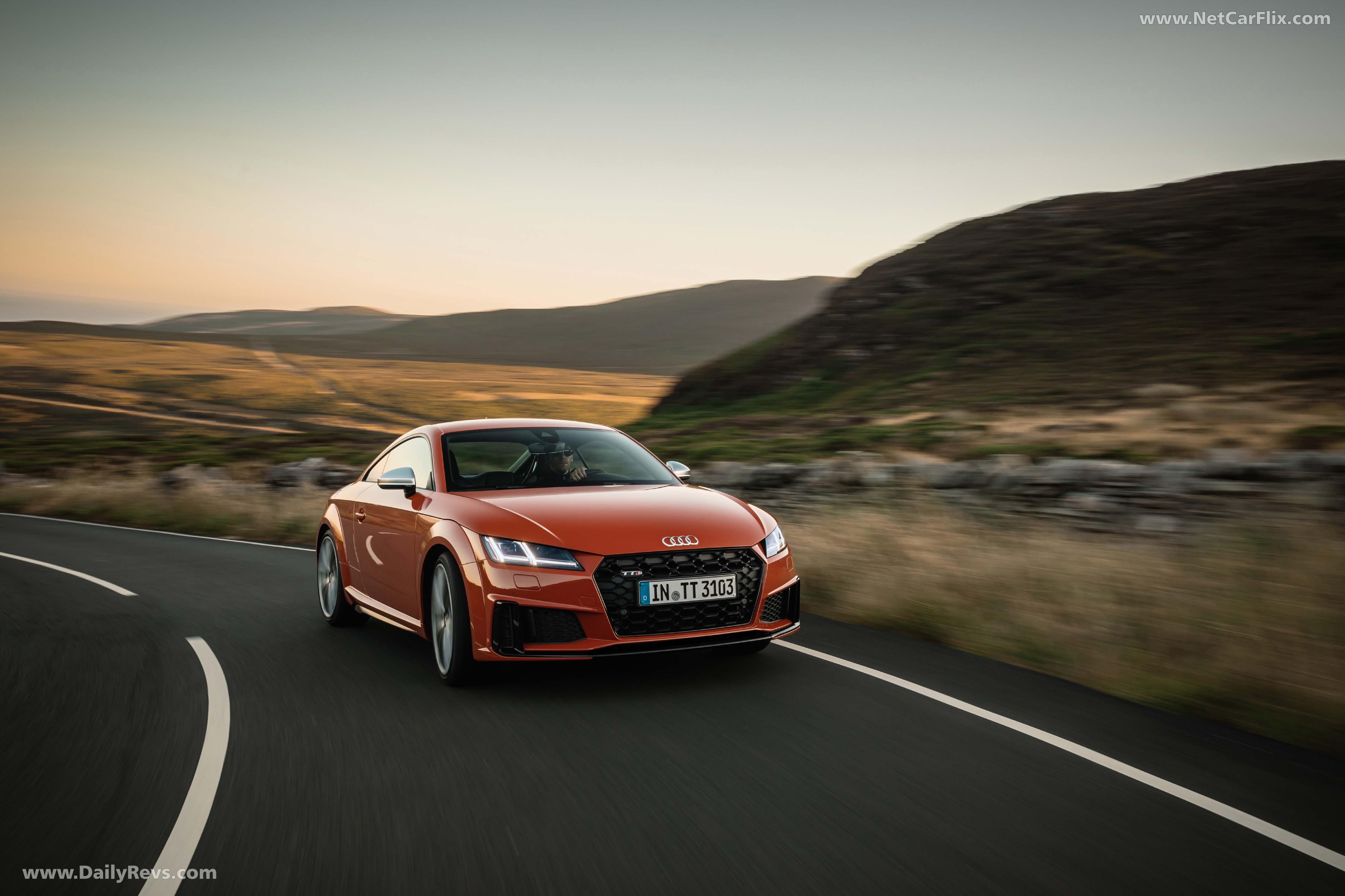 2019 Audi TTS Coupe full