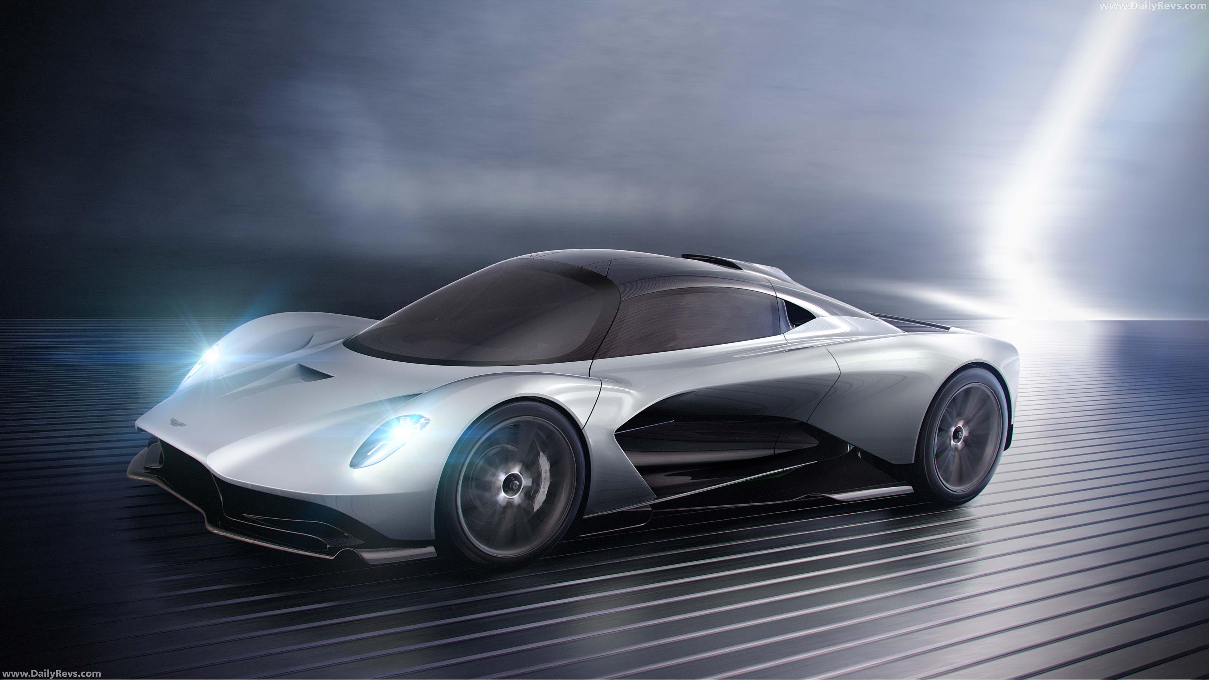 2020 Aston Martin Valhalla full
