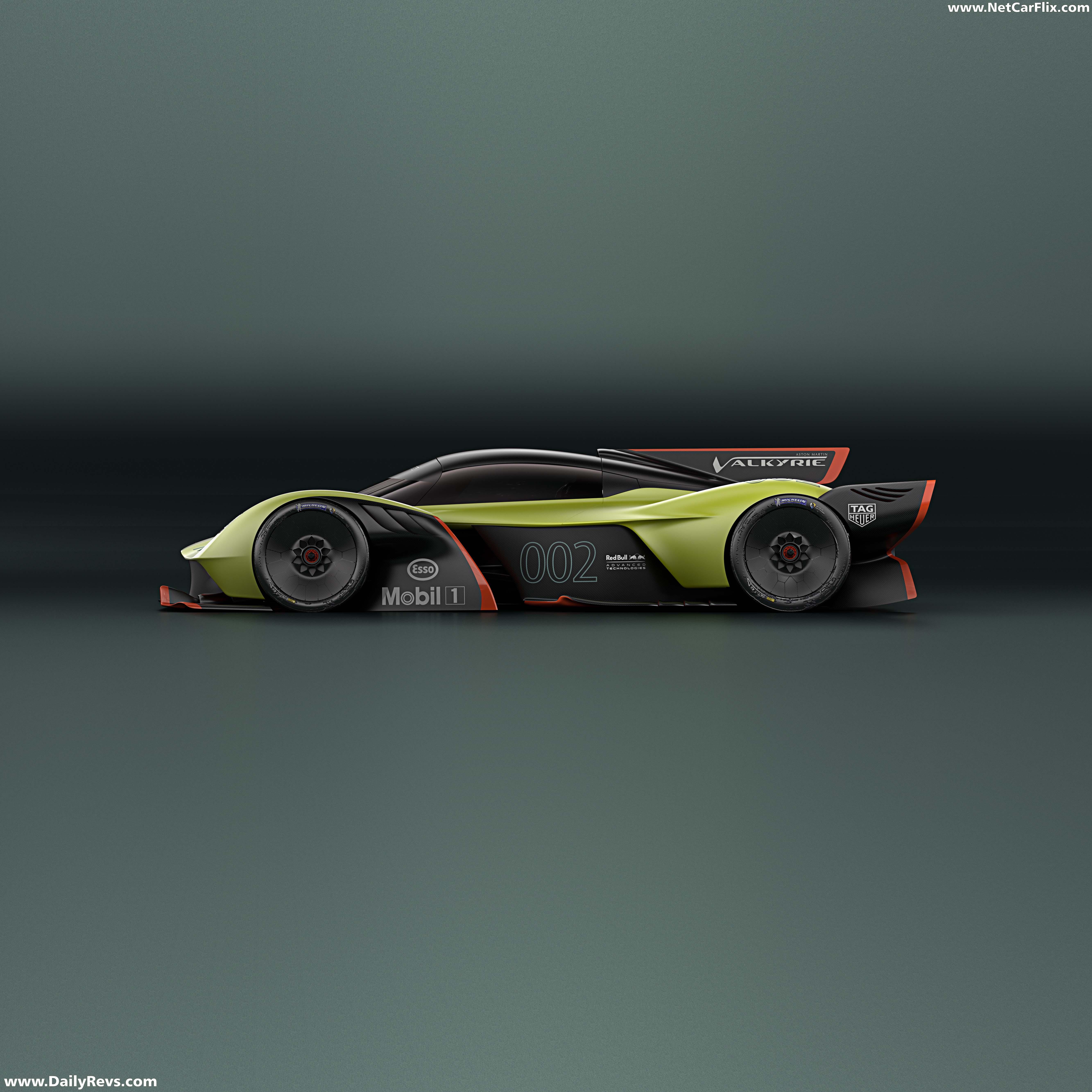 Aston Martin Valkyrie Sport: 2020 Aston Martin Valkyrie AMR Pro