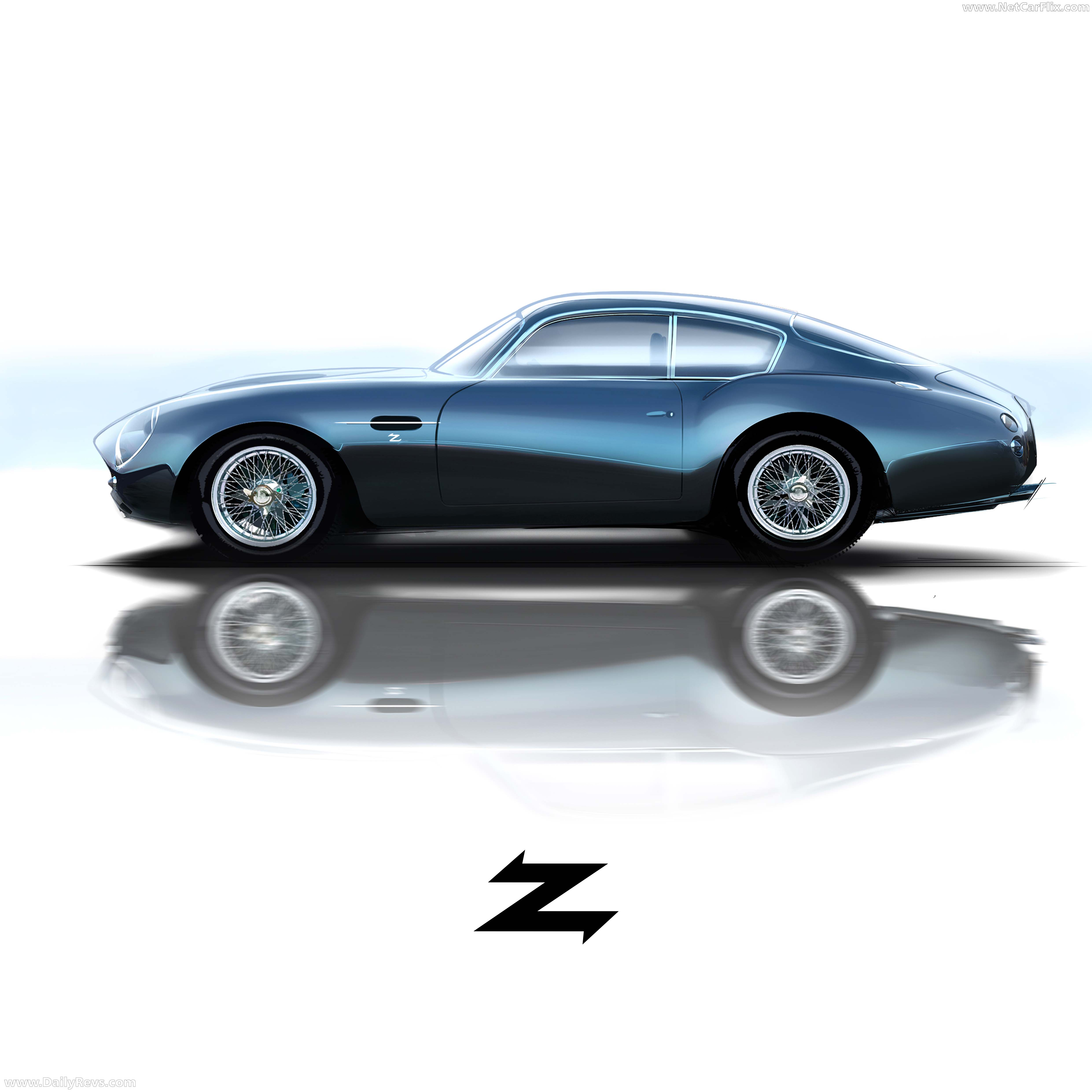 2020 Aston Martin DBS GT Zagato Concept
