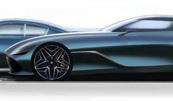 2020 Aston Martin DBS GT Zagato Concept full