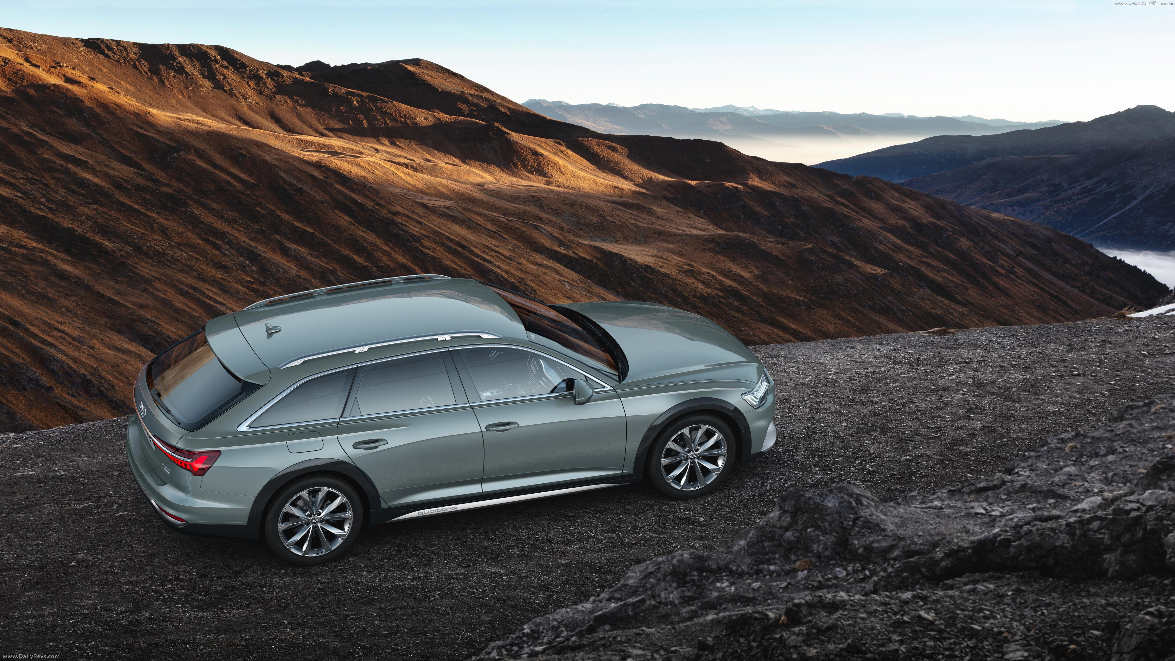 2020 Audi A6 allroad quattro - Pictures, Images, Photos ...