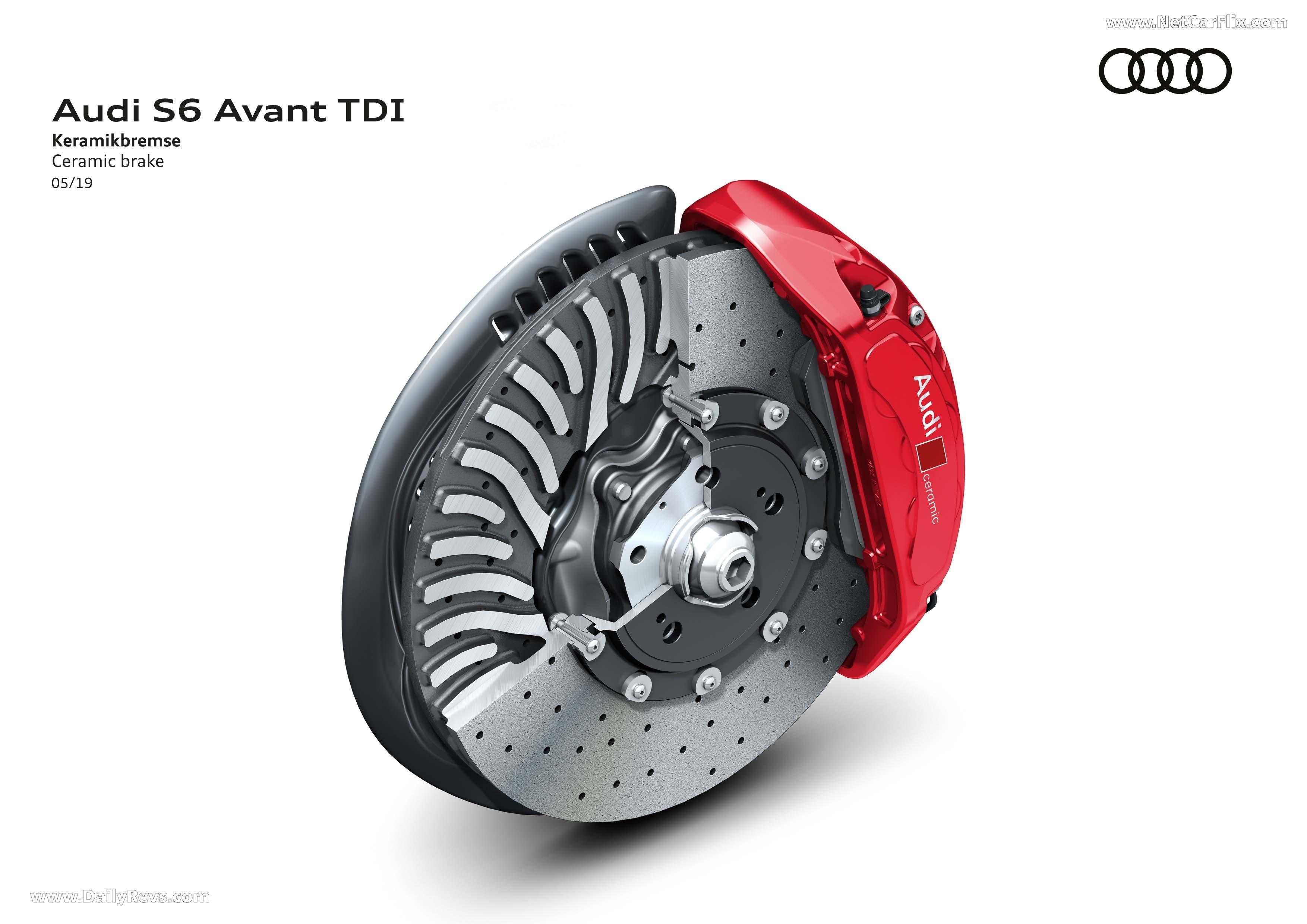 2020 Audi S6 Avant TDI full
