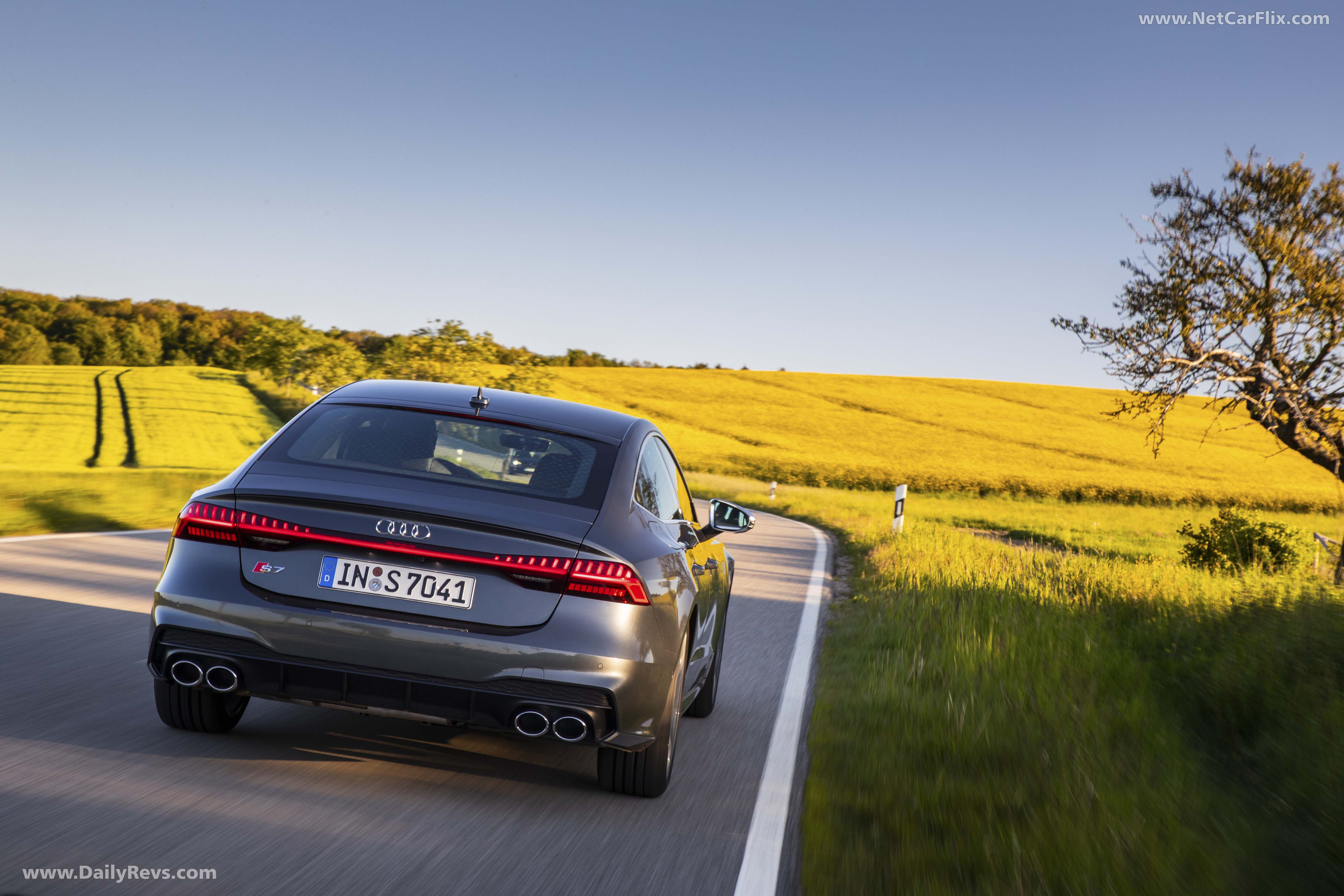 2020 Audi S7 Sportback TDI - Pictures, Images & Wallpapers ...