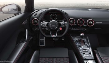 2020 Audi TT RS Roadster full