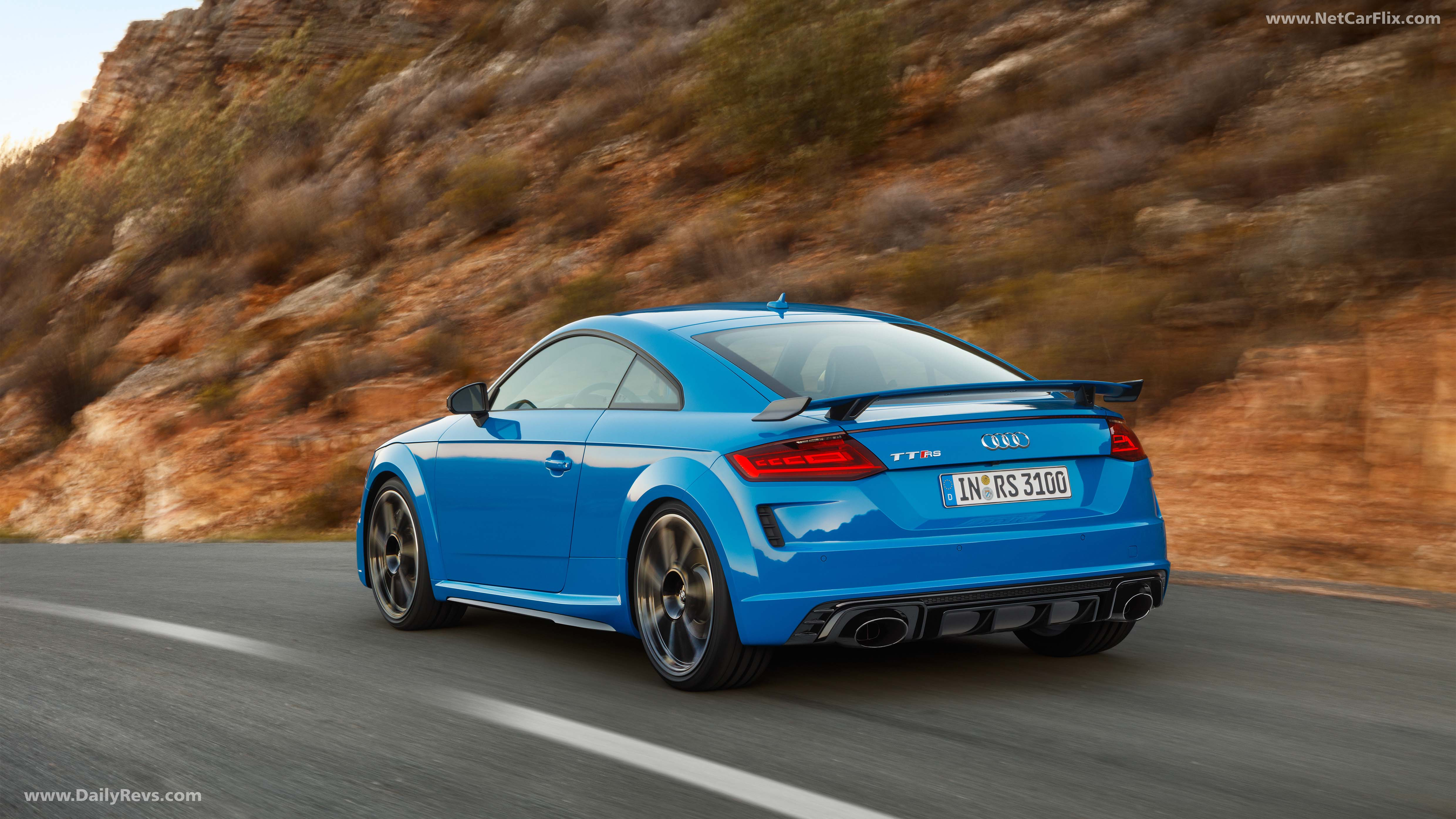 2020 Audi TT RS Coupe - Pictures, Images, Photos ...