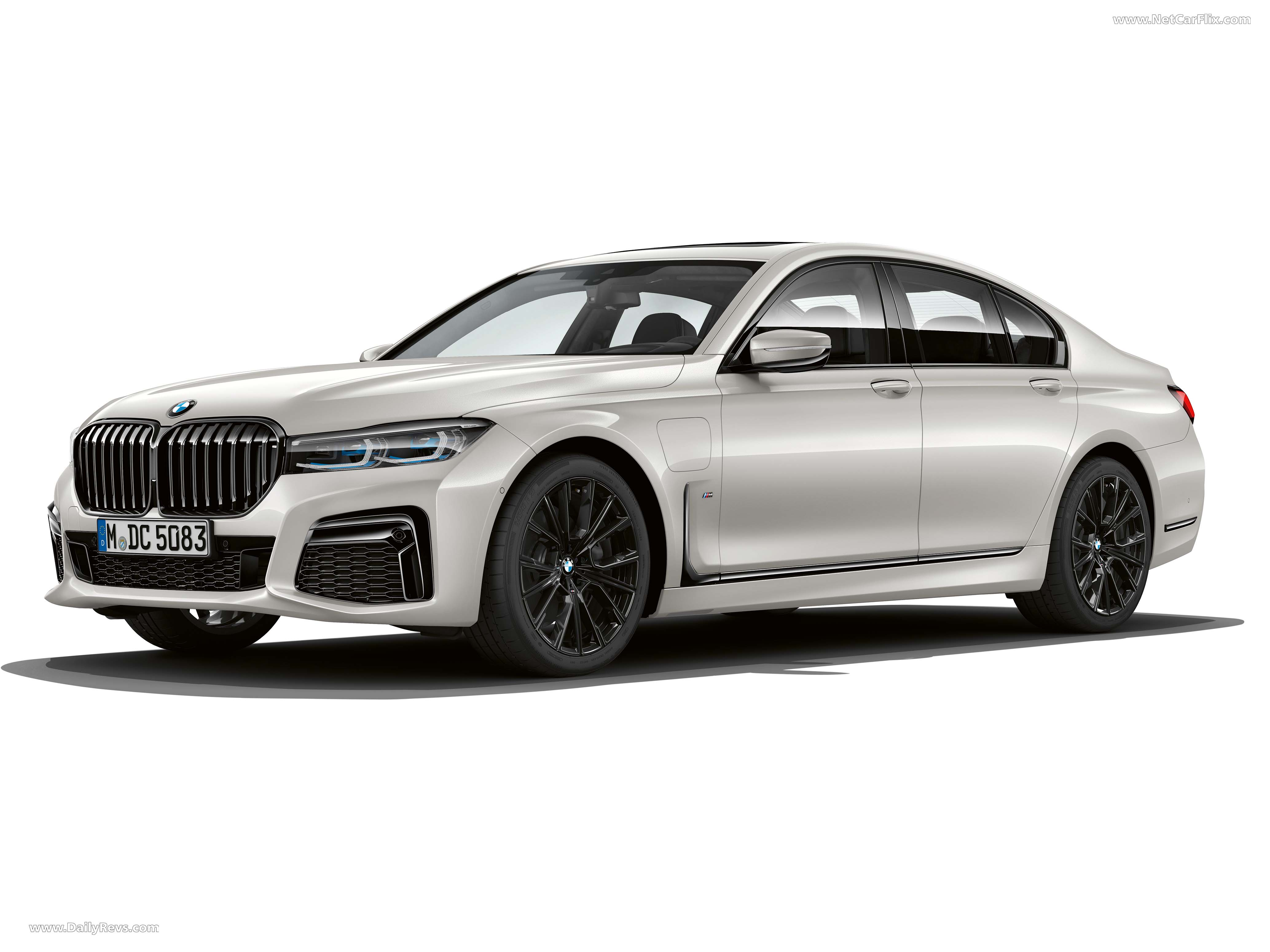 2020 BMW 7-Series Plug-In Hybrid - Dailyrevs