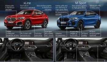 2020 BMW X6 M50i full